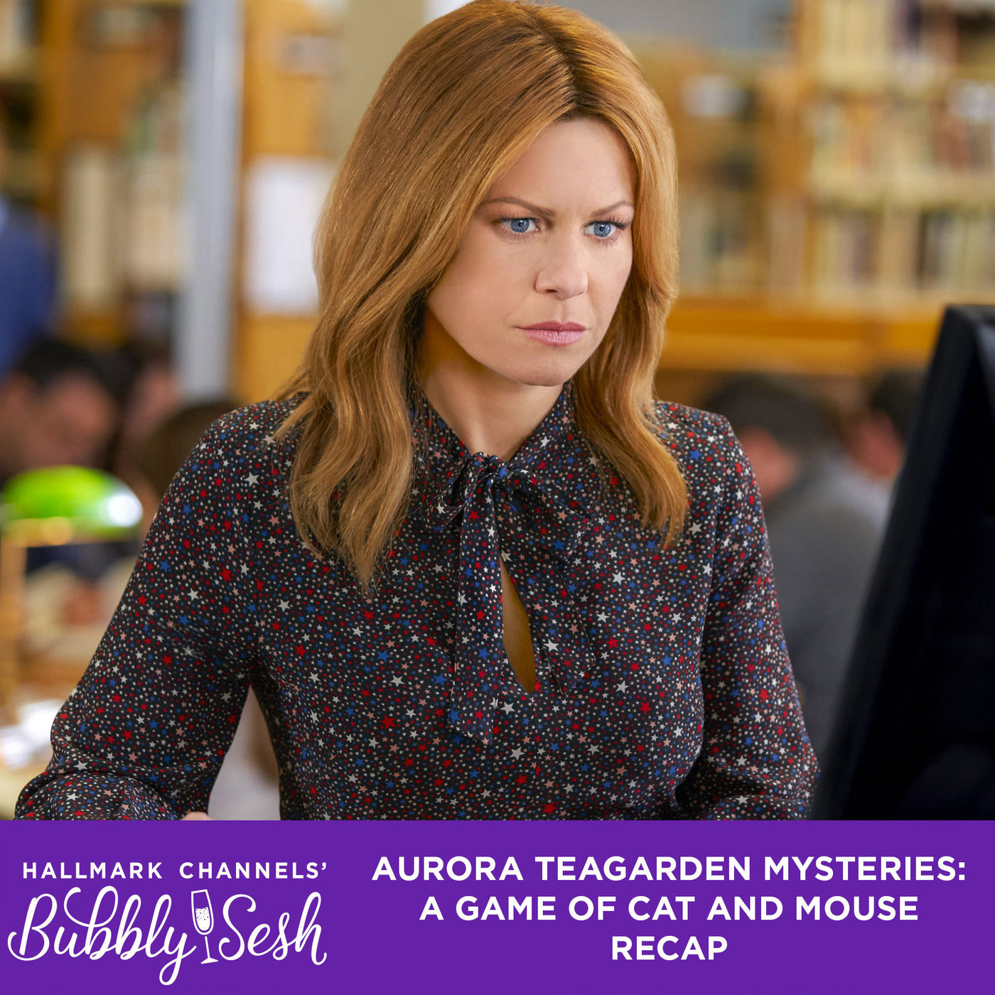 Aurora Teagarden Mysteries: A Game of Cat and Mouse Recap