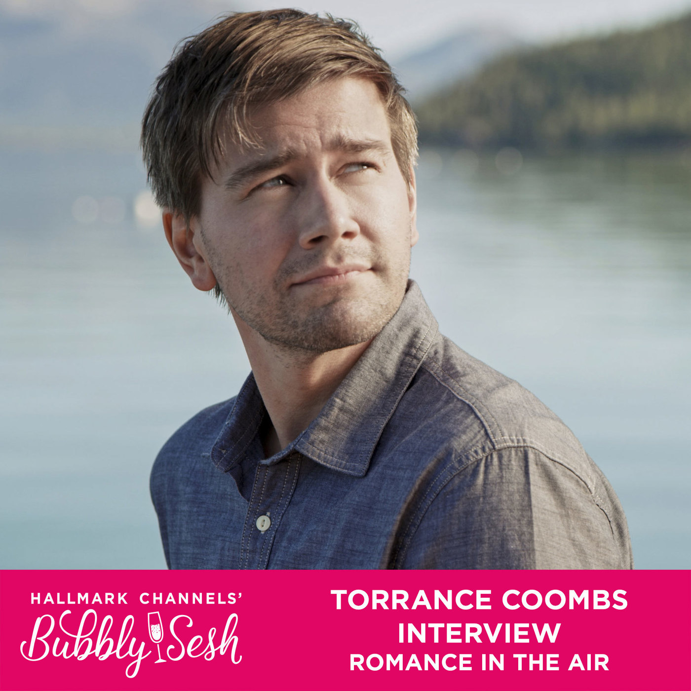 Torrance Coombs Interview, Romance in the Air