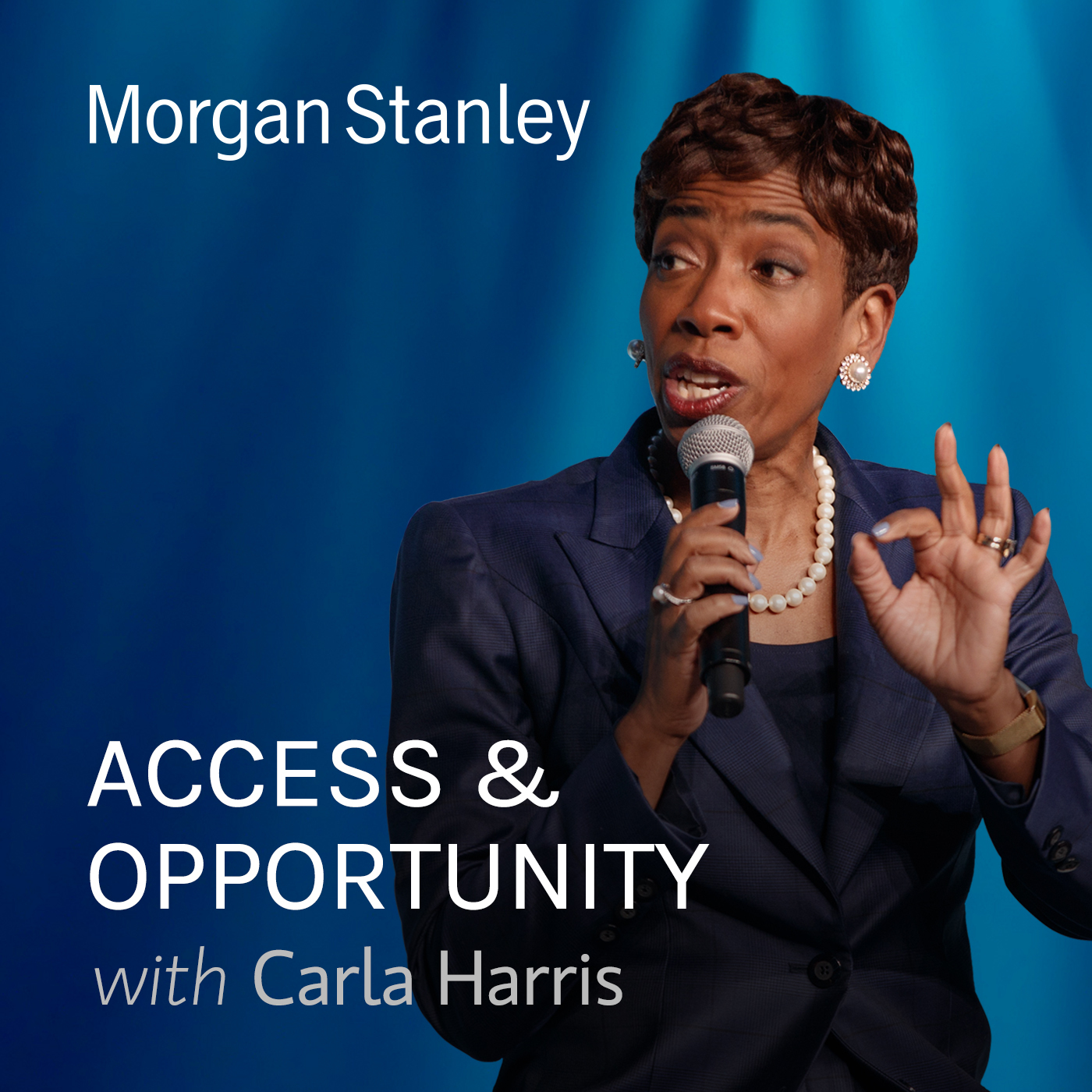 Access and Opportunity with Carla Harris on Apple Podcasts