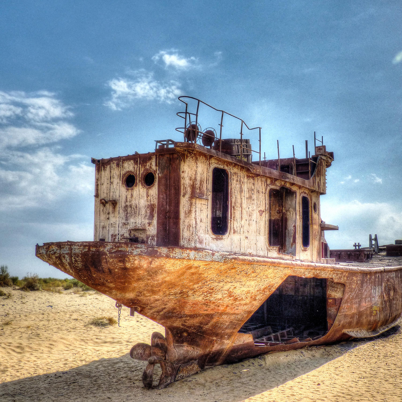 Warum trocknete der Aralsee aus – und wie wurde er gerettet?