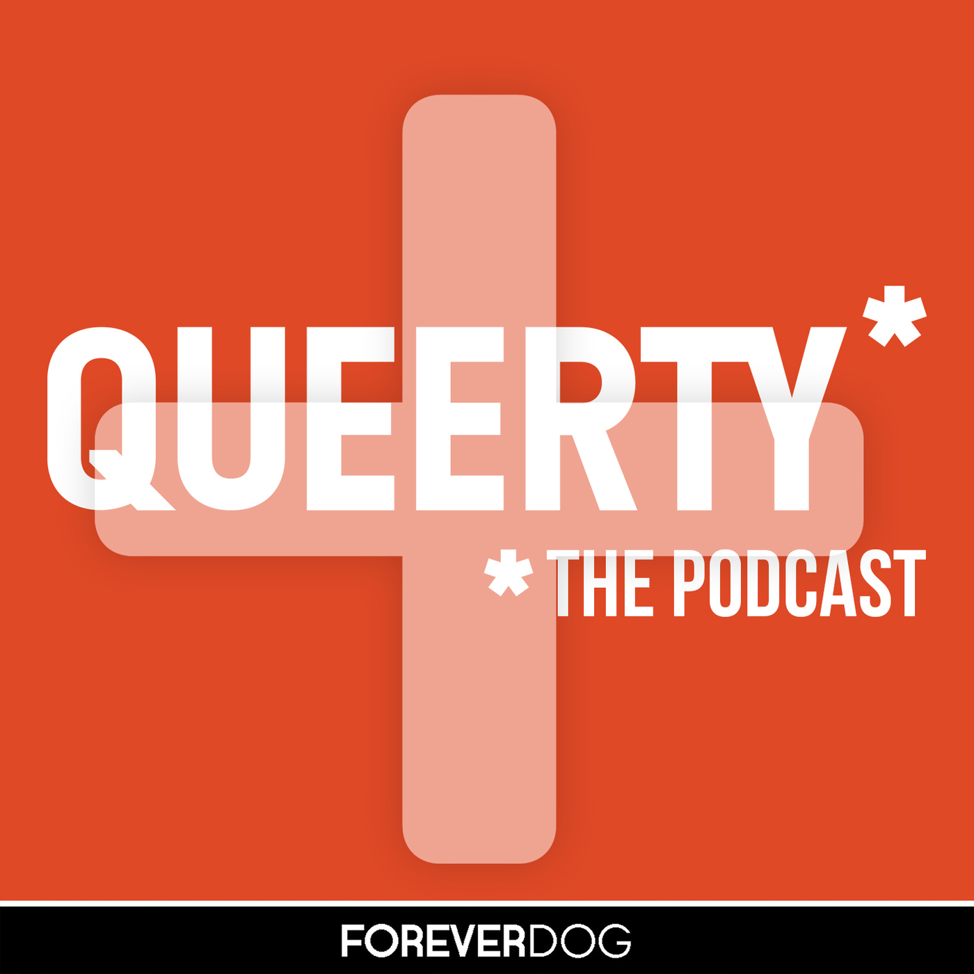 Queerty podcast tile