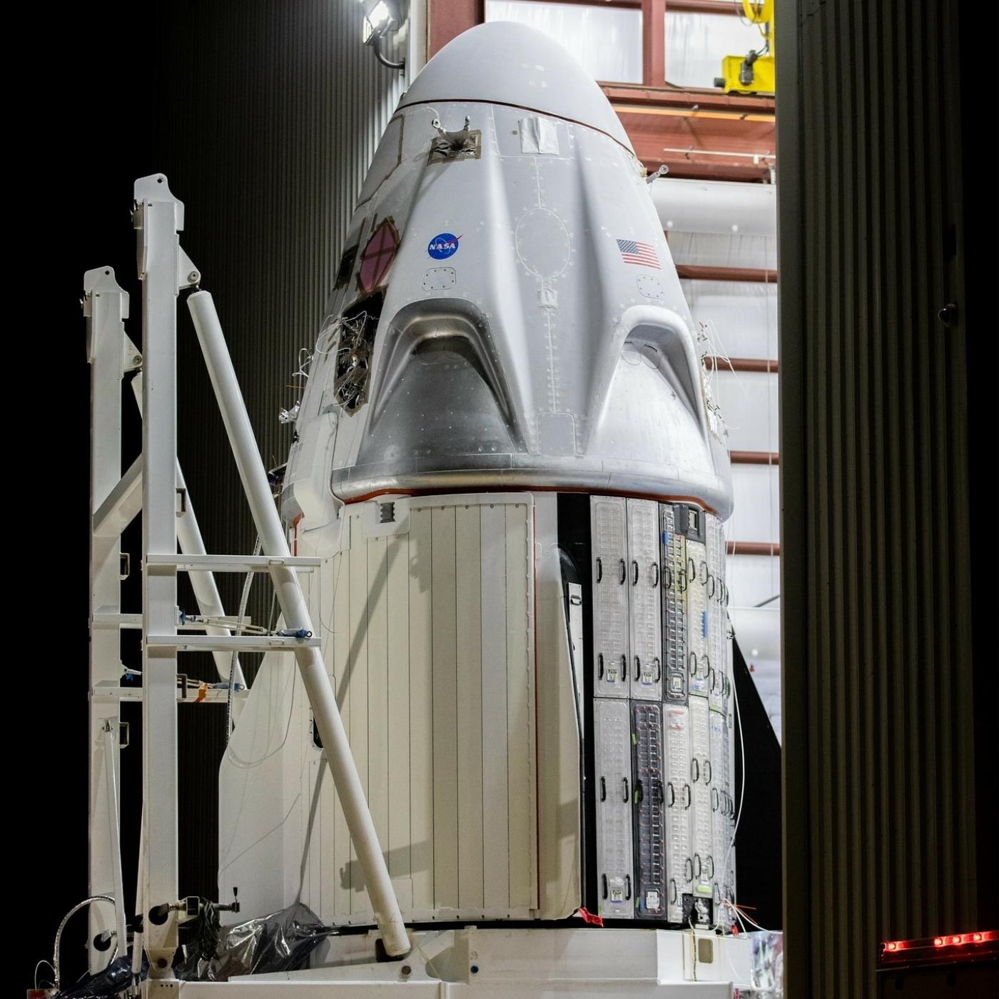 Crew Dragon Deep Dive with Astronaut Garrett Reisman