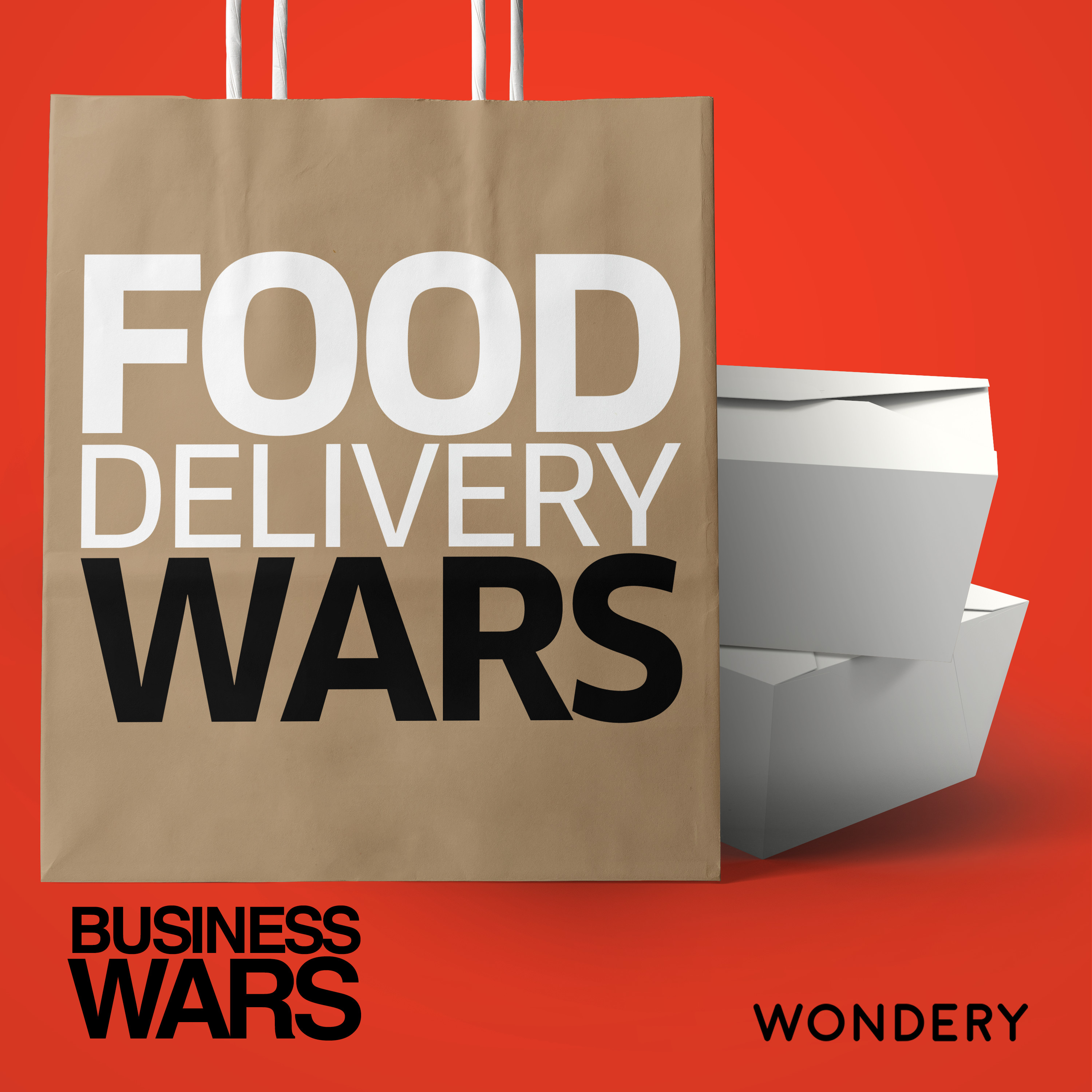 Food Delivery Wars   Who's The Boss?