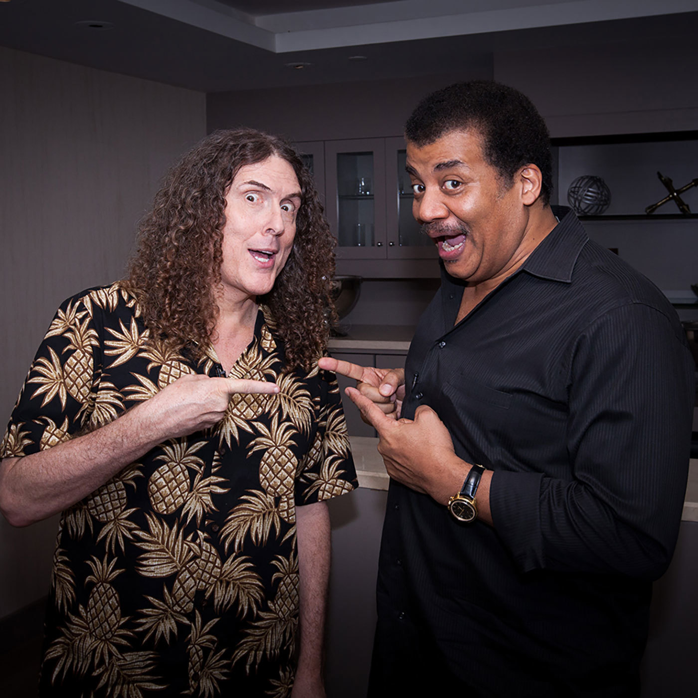 "Parody and Geek Culture, with ""Weird Al"" Yankovic"
