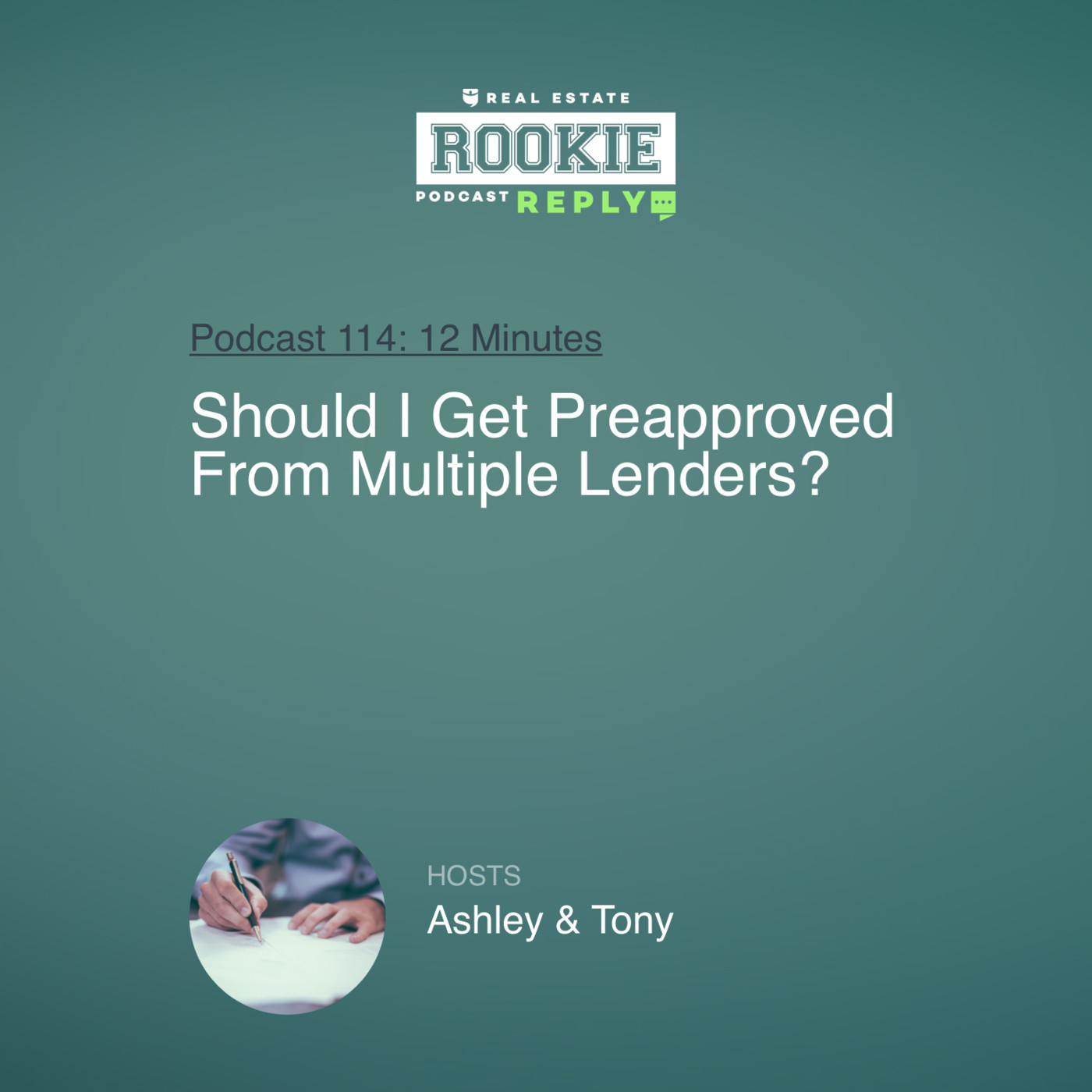 Rookie Reply: Should I Get Preapproved From Multiple Lenders?