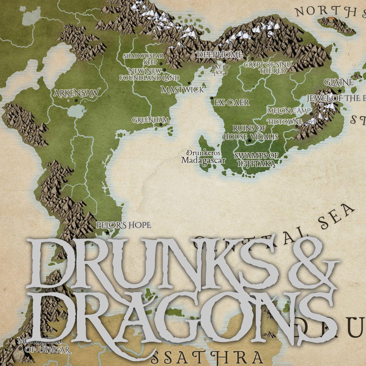 Episode 309 - A Maze for You, Dear Drakoolus