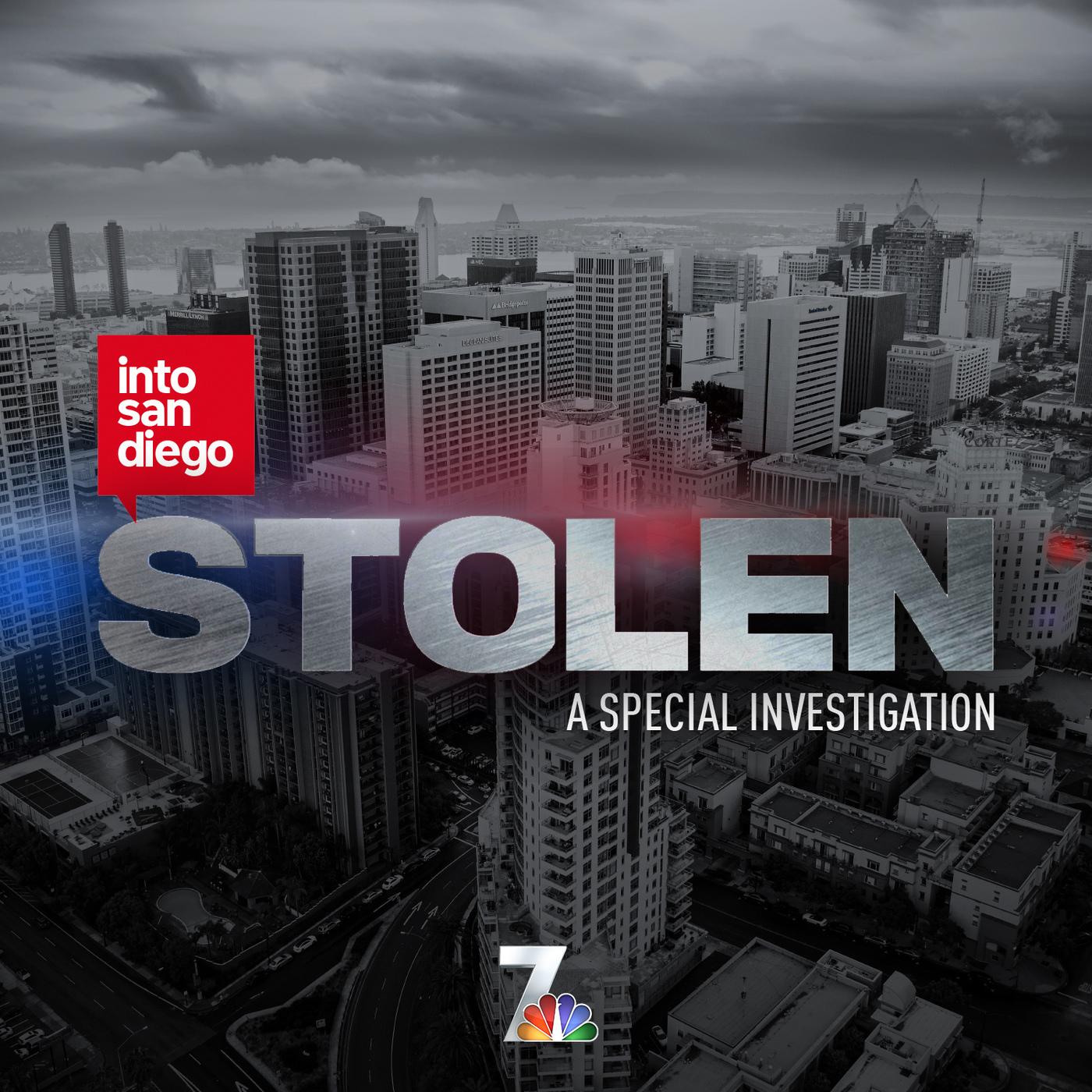 """Into STOLEN Episode Three: """"The Enforcement"""""""