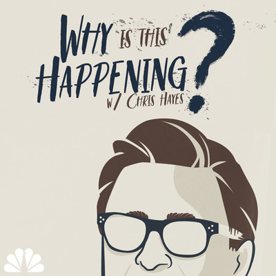 why is this happening with chris hayes