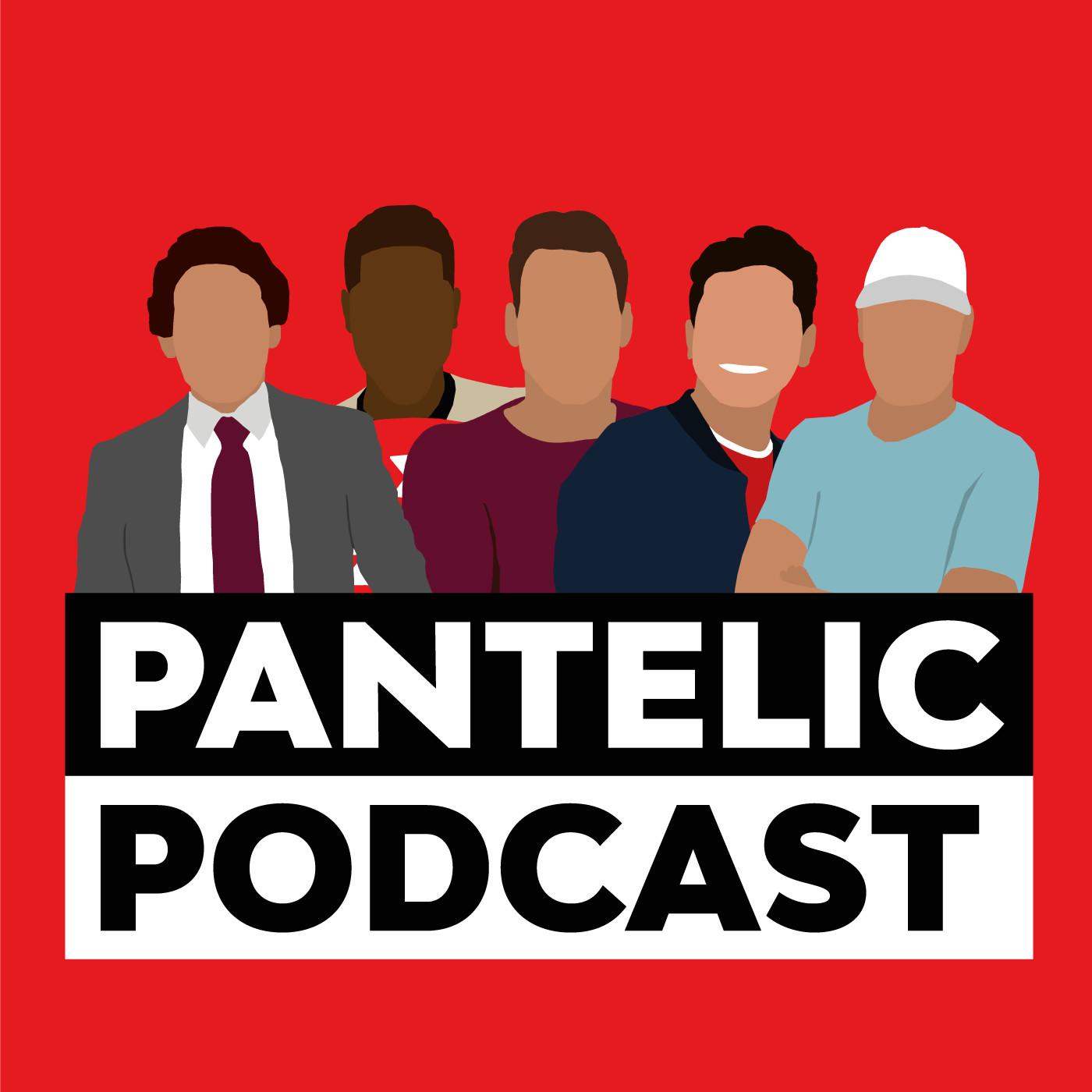 Pantelic Podcast logo