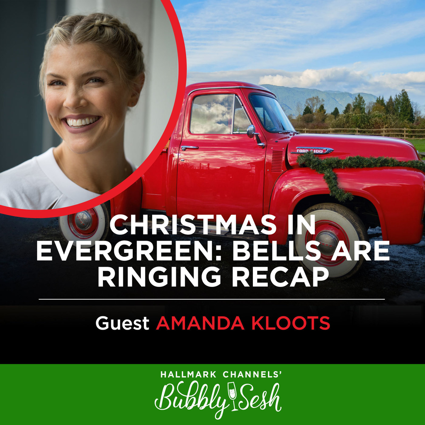 Christmas in Evergreen: Bells Are Ringing Recap with Guest Amanda Kloots