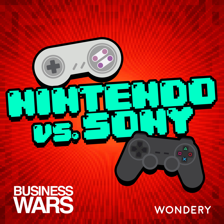 Nintendo vs Sony - Stabbed in the Back | 1