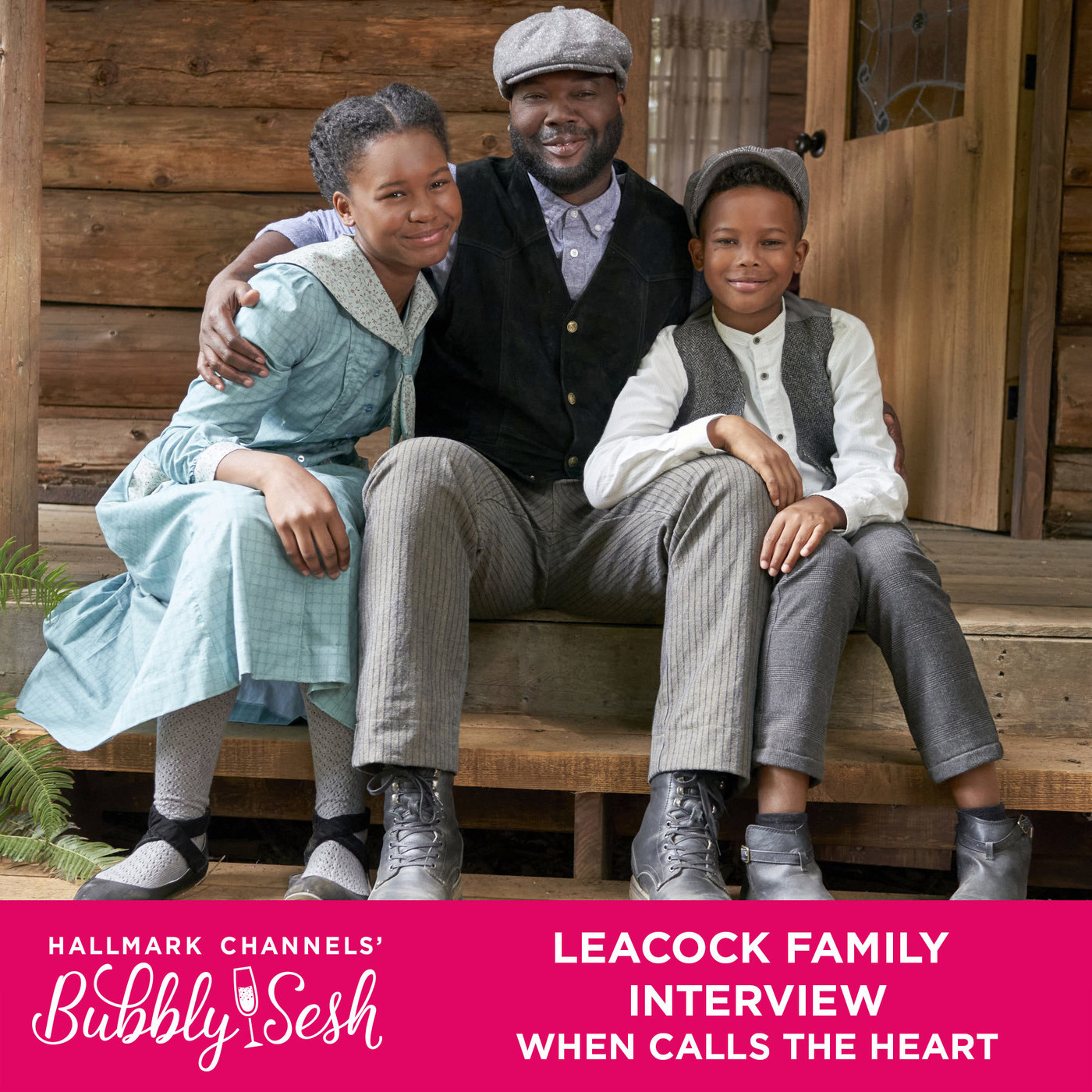 Interview with the Leacock Family: Viv, Vienna and Elias Leacock