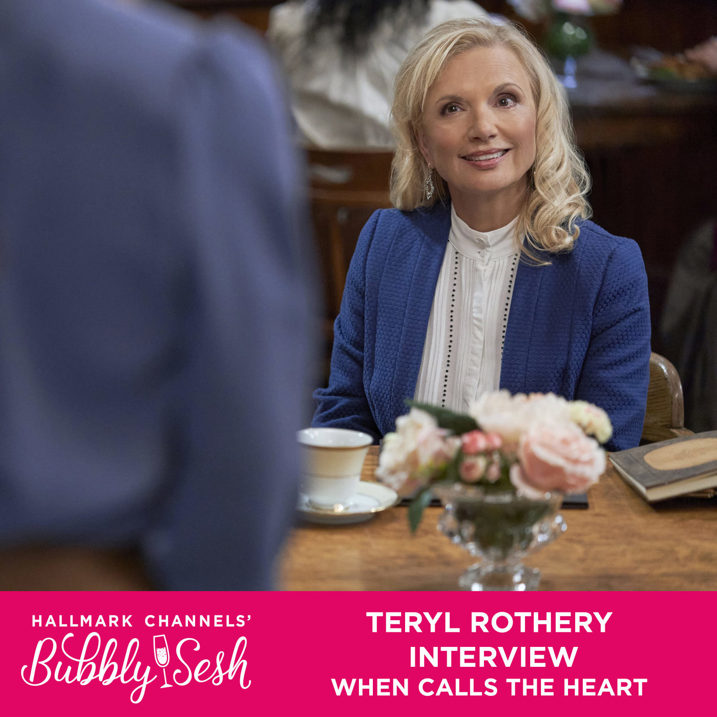 Teryl Rothery Interview