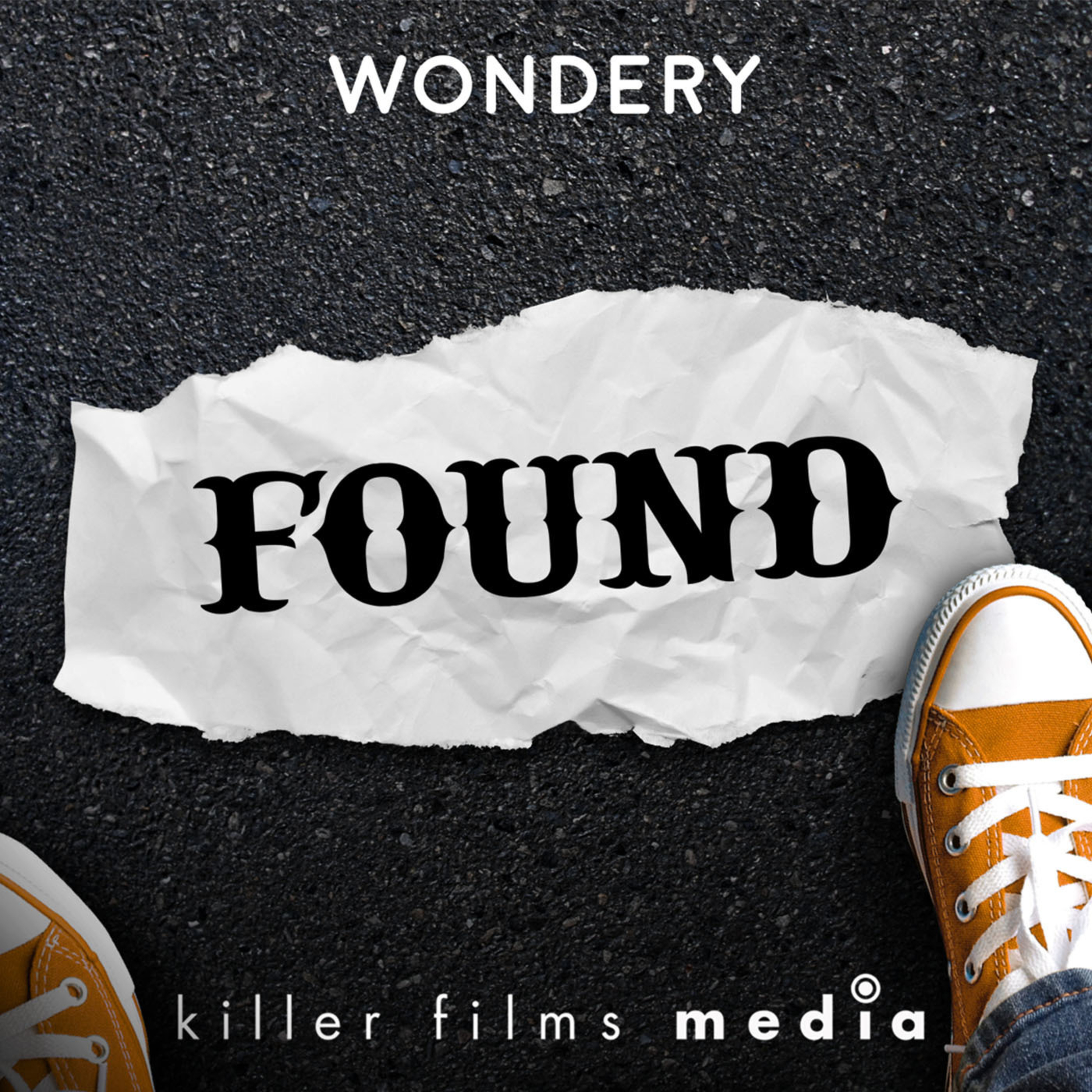 Introducing the FOUND podcast series