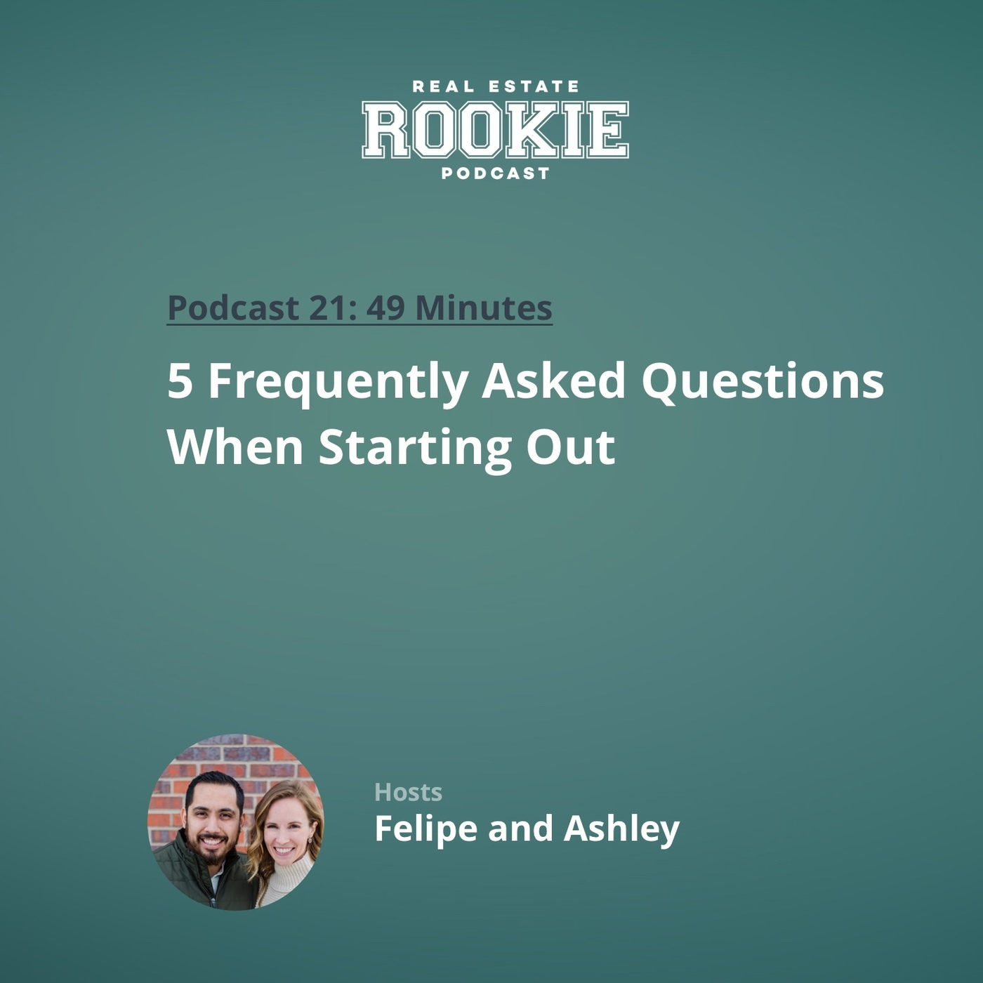 5 Frequently Asked Questions When Starting Out with Felipe and Ashley