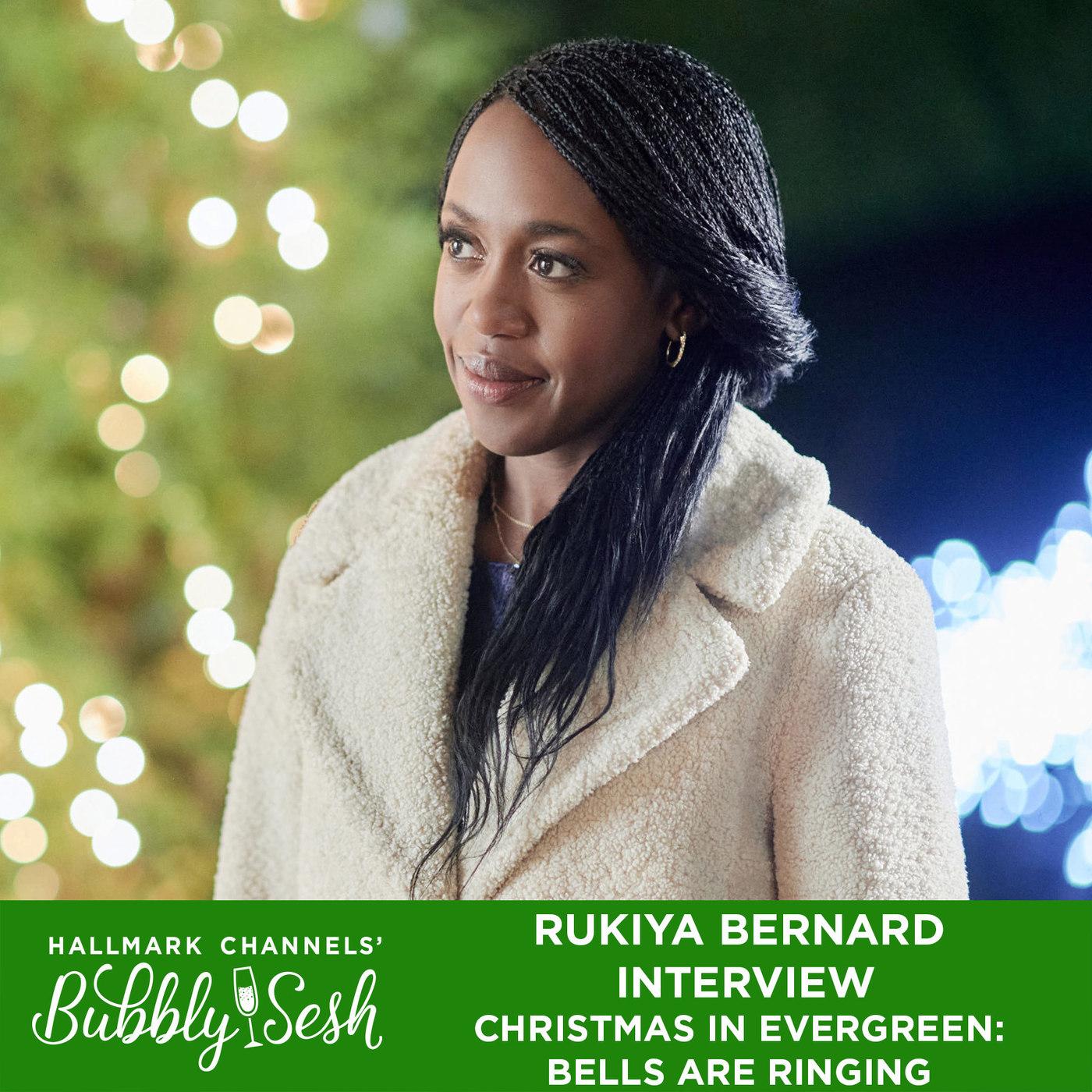 Rukiya Bernard Interview