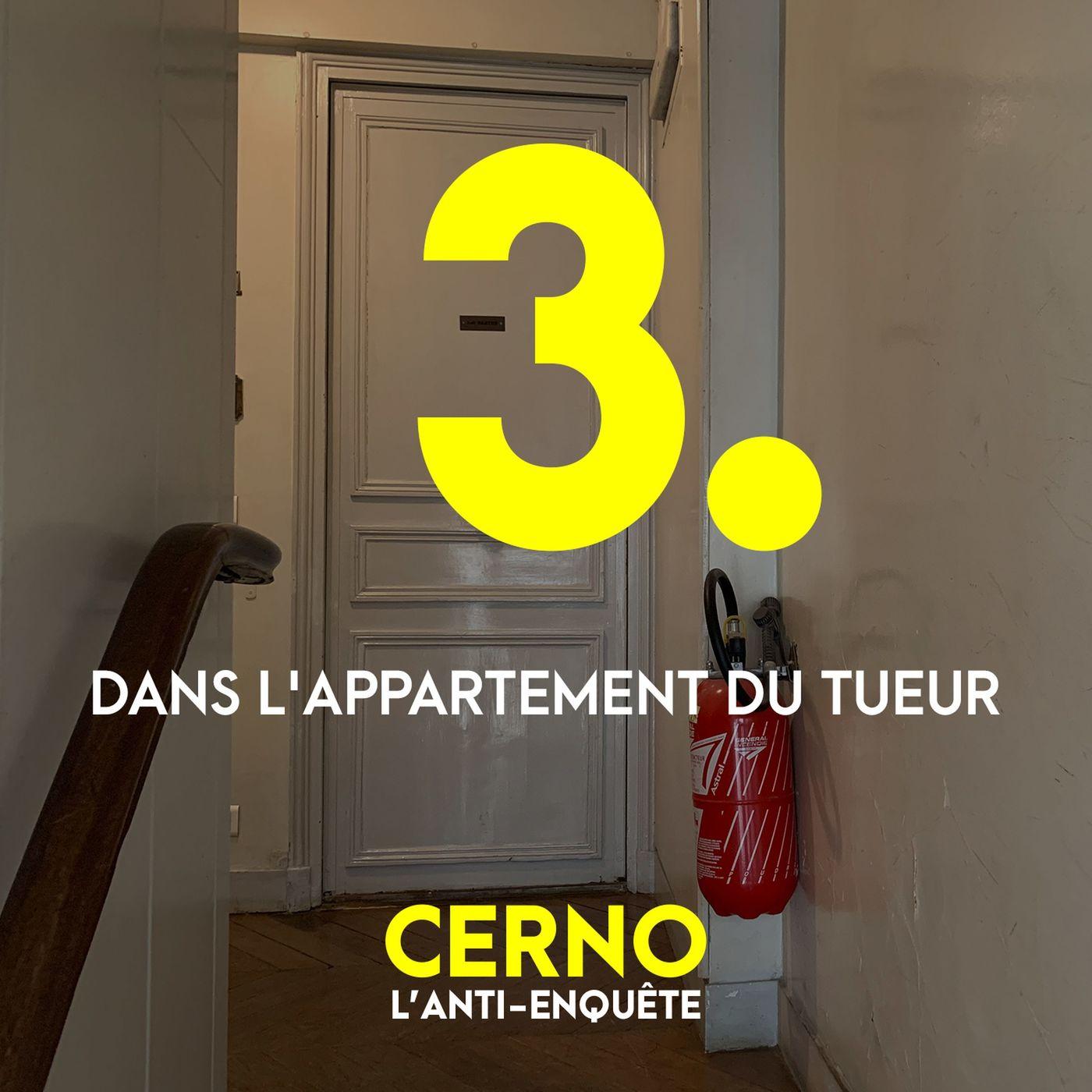 Episode 3 : Dans l'appartement du tueur