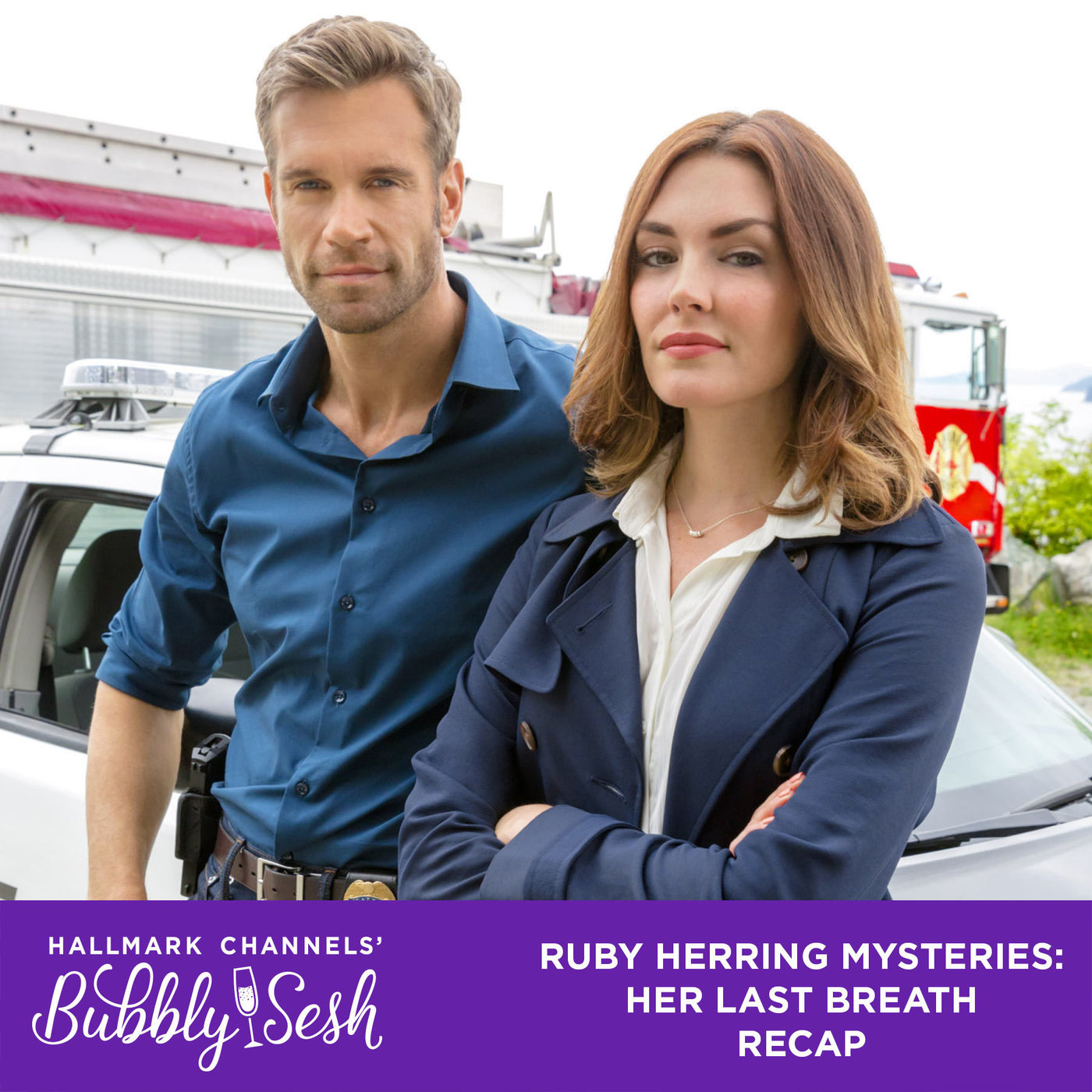 Ruby Herring Mysteries: Her Last Breath Recap