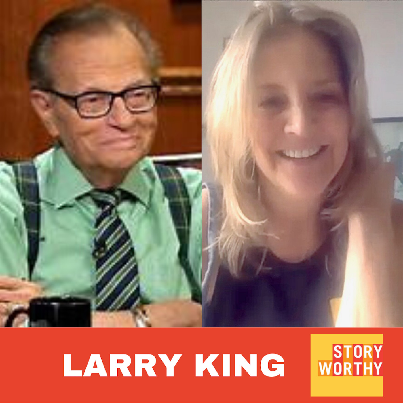 617 - Quarantined with Legendary Broadcaster Larry King
