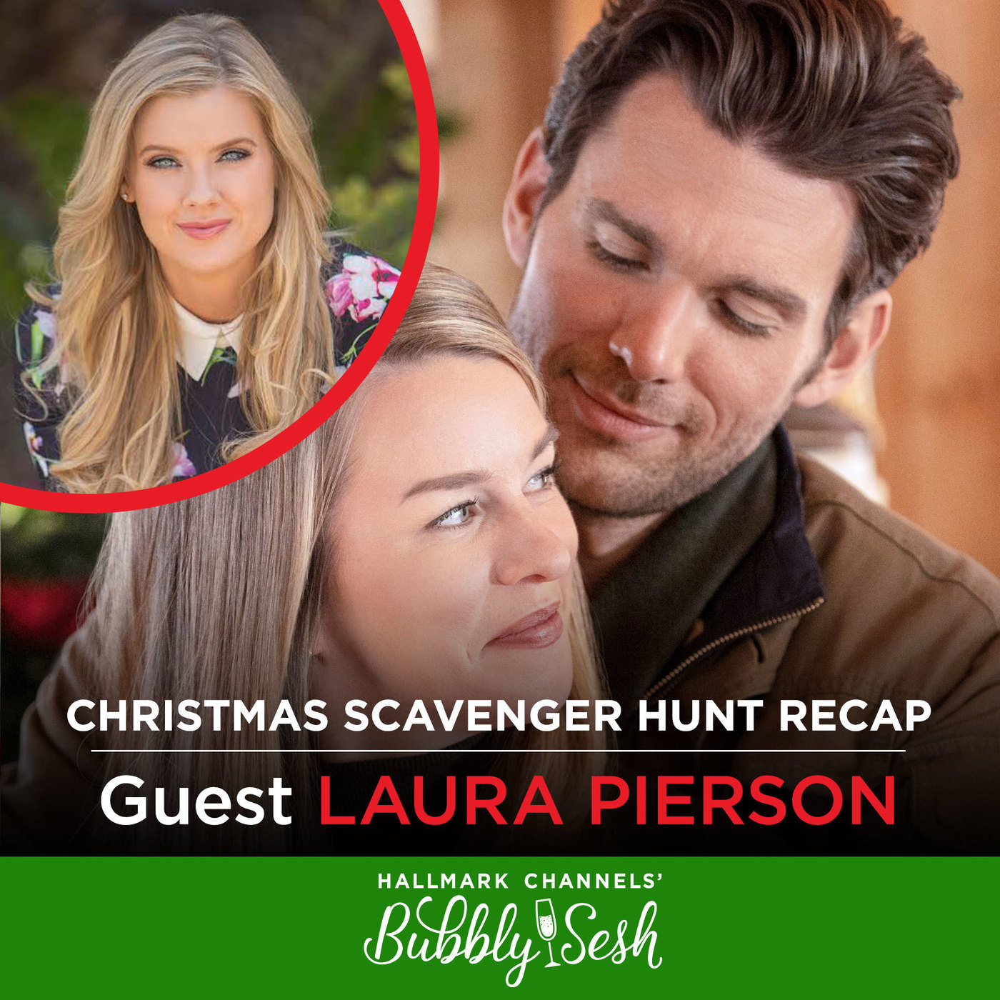 Christmas Scavenger Hunt with Laura Pierson