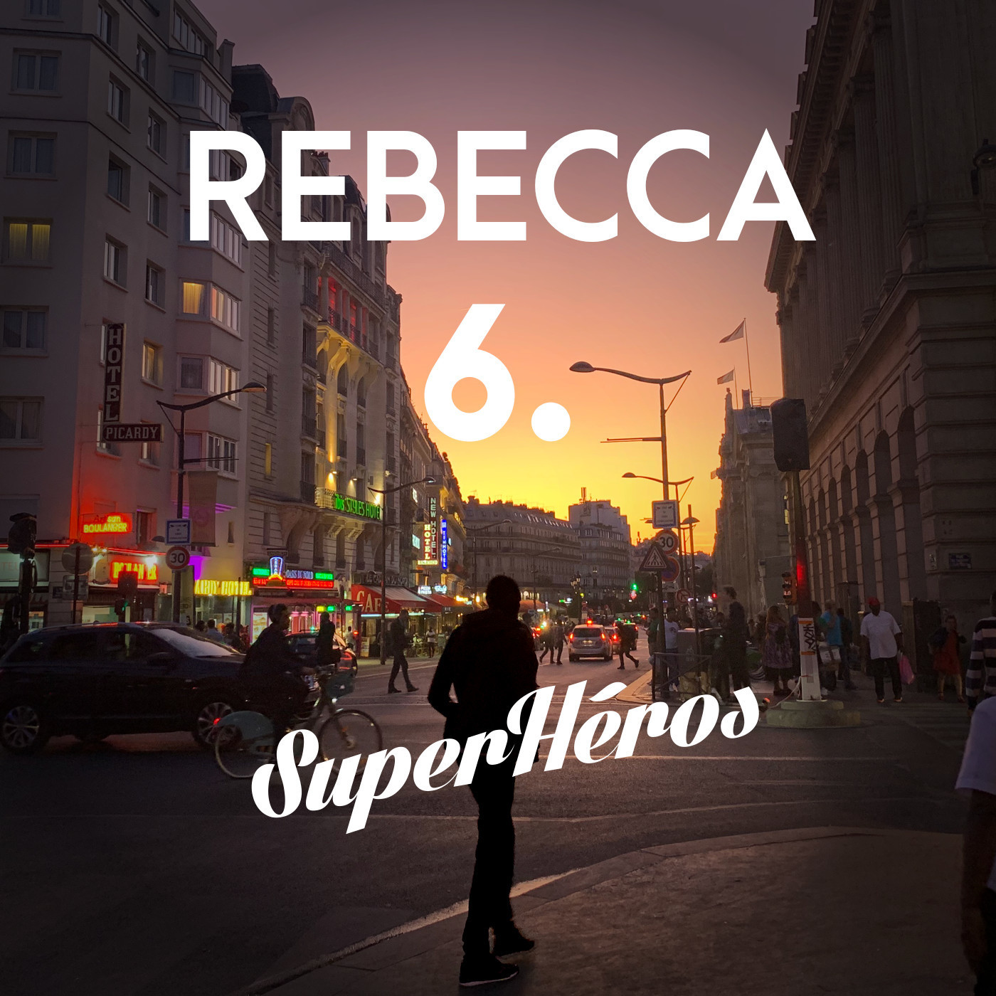 Rebecca - Episode 6 - Aller retour