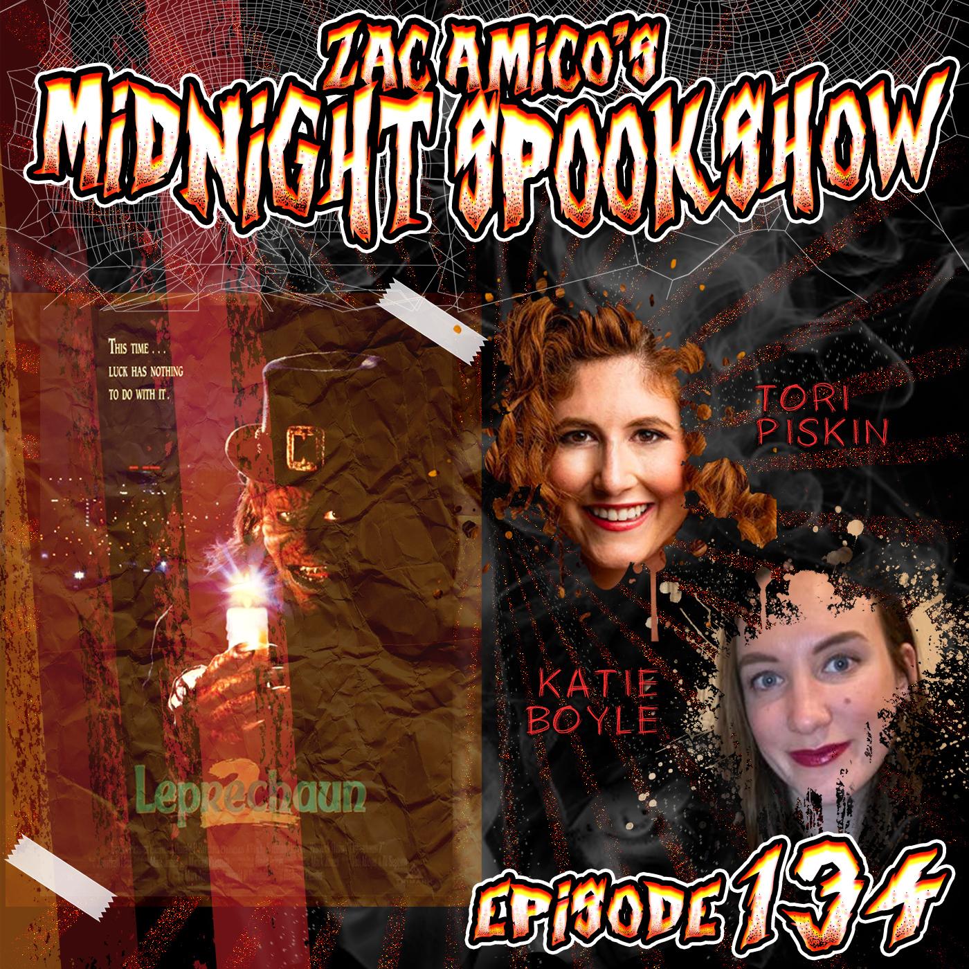 Tori Piskin & Katie Boyle - Leprechaun 2 - ZAMSS #134