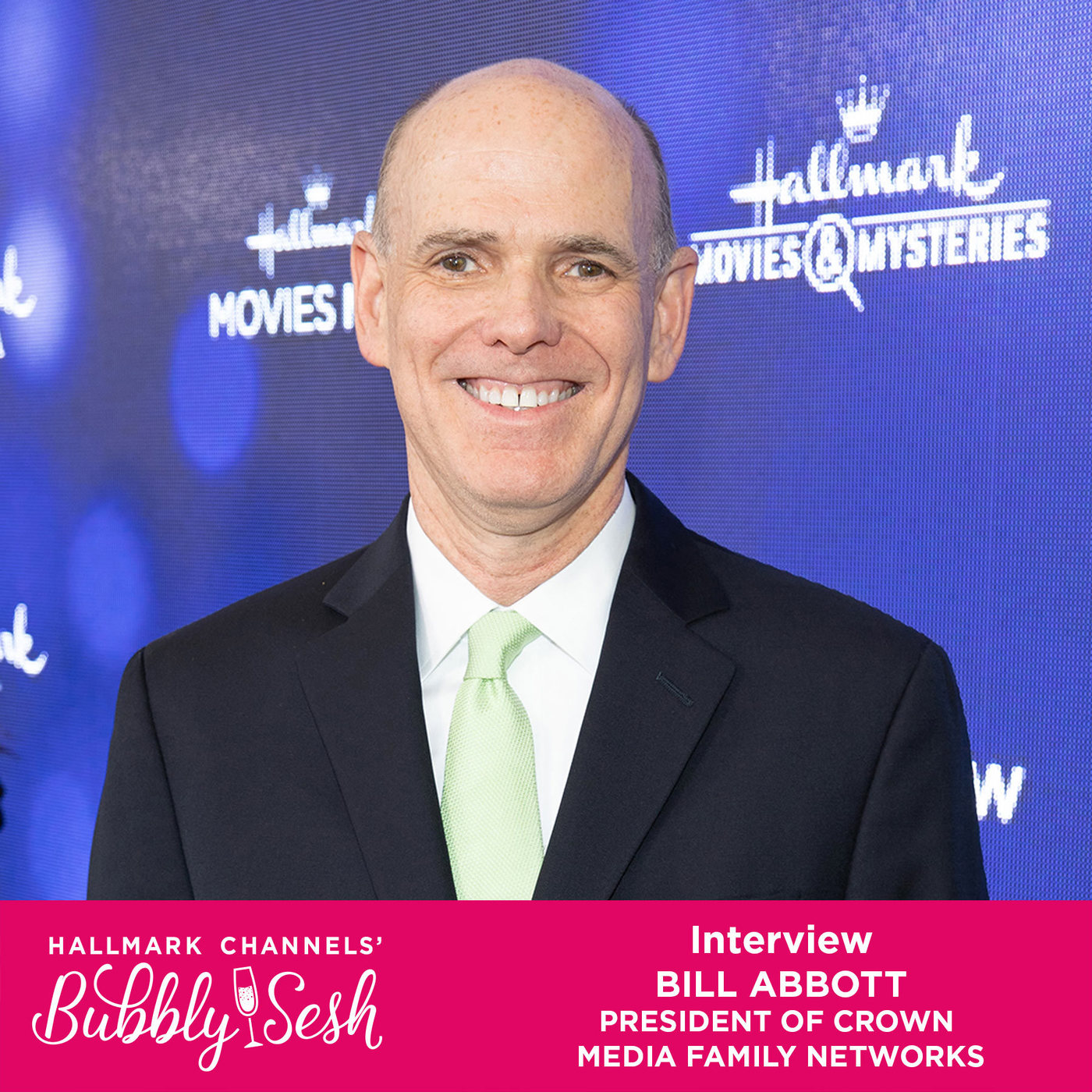 Bill Abbott, President and CEO, Crown Media Family Networks