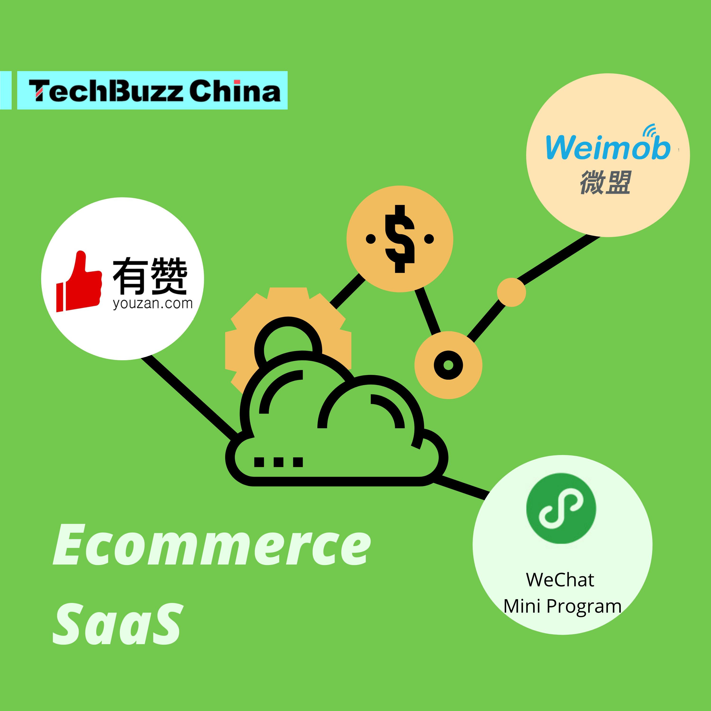 Ep. 75: China ecommerce SaaS: Youzan, Weimob, and WeChat mini programs