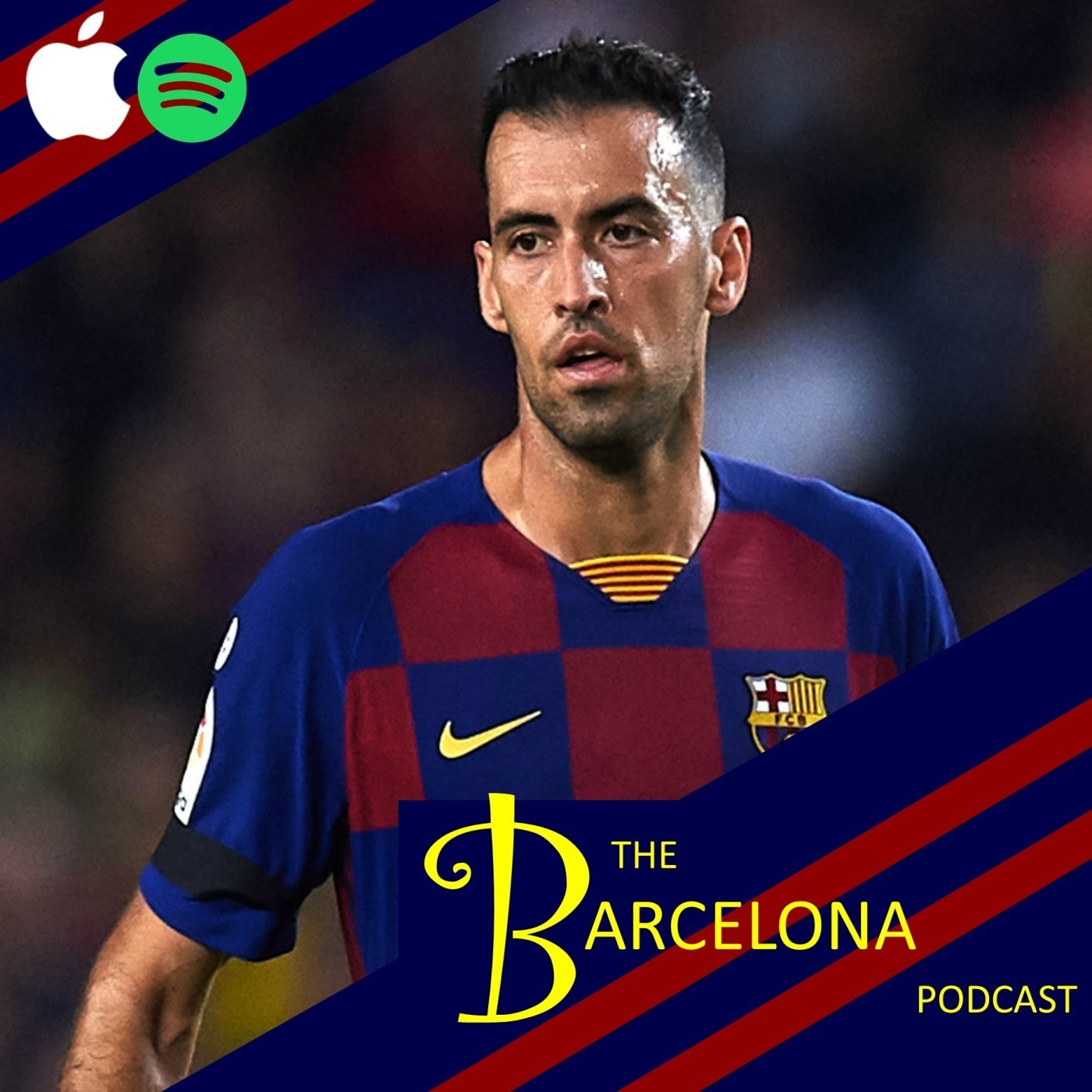 Is Barcelona better without Sergio Busquets? Luis Suárez, Lionel Messi, and Arturo Vidal [TBPod159]