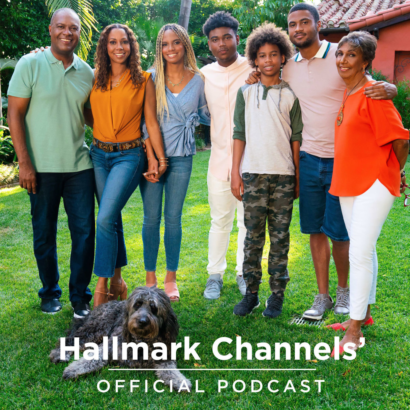 Hallmark Channels' Official Podcast: Meet the Peetes