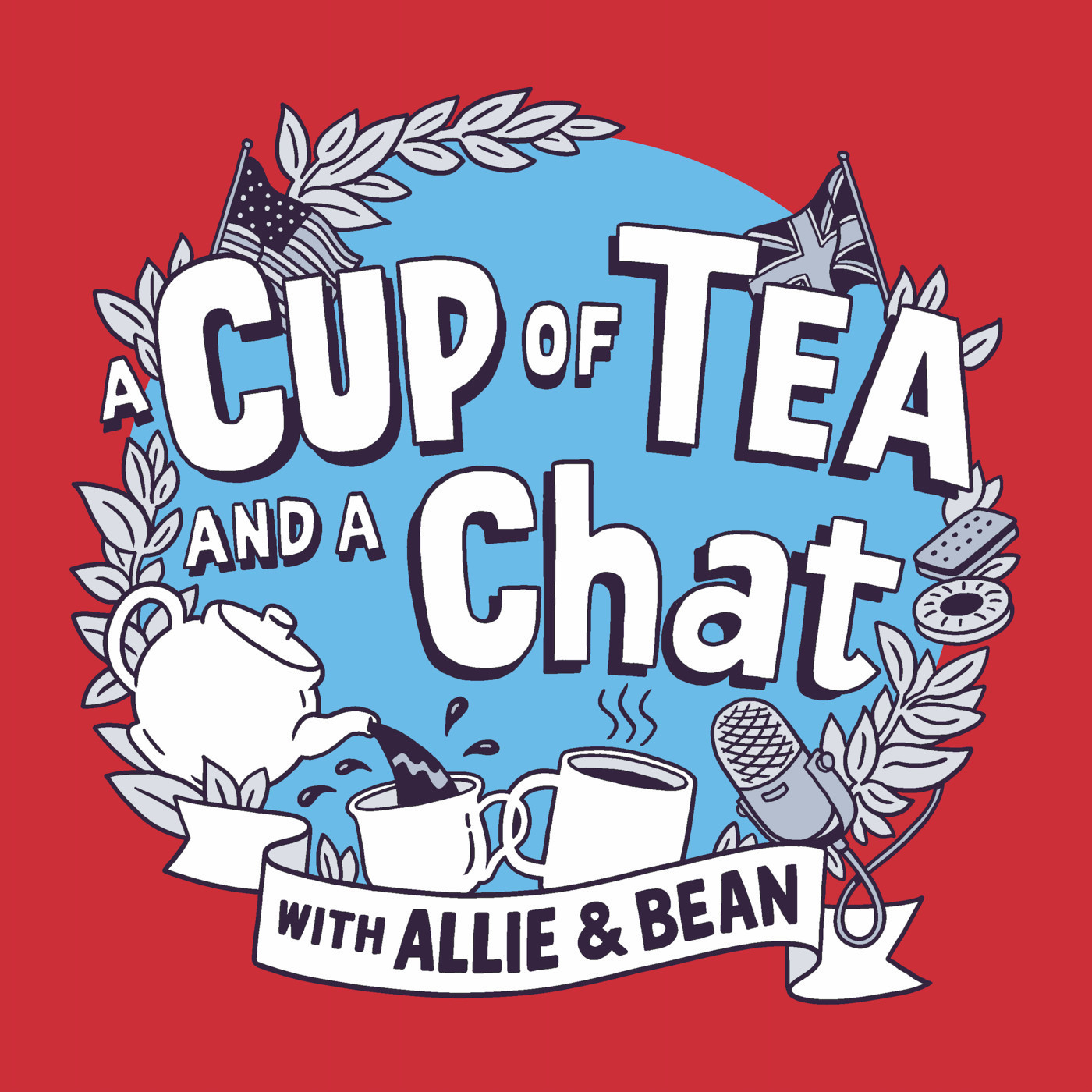 A Cup of Tea and a Chat with Allie & Bean