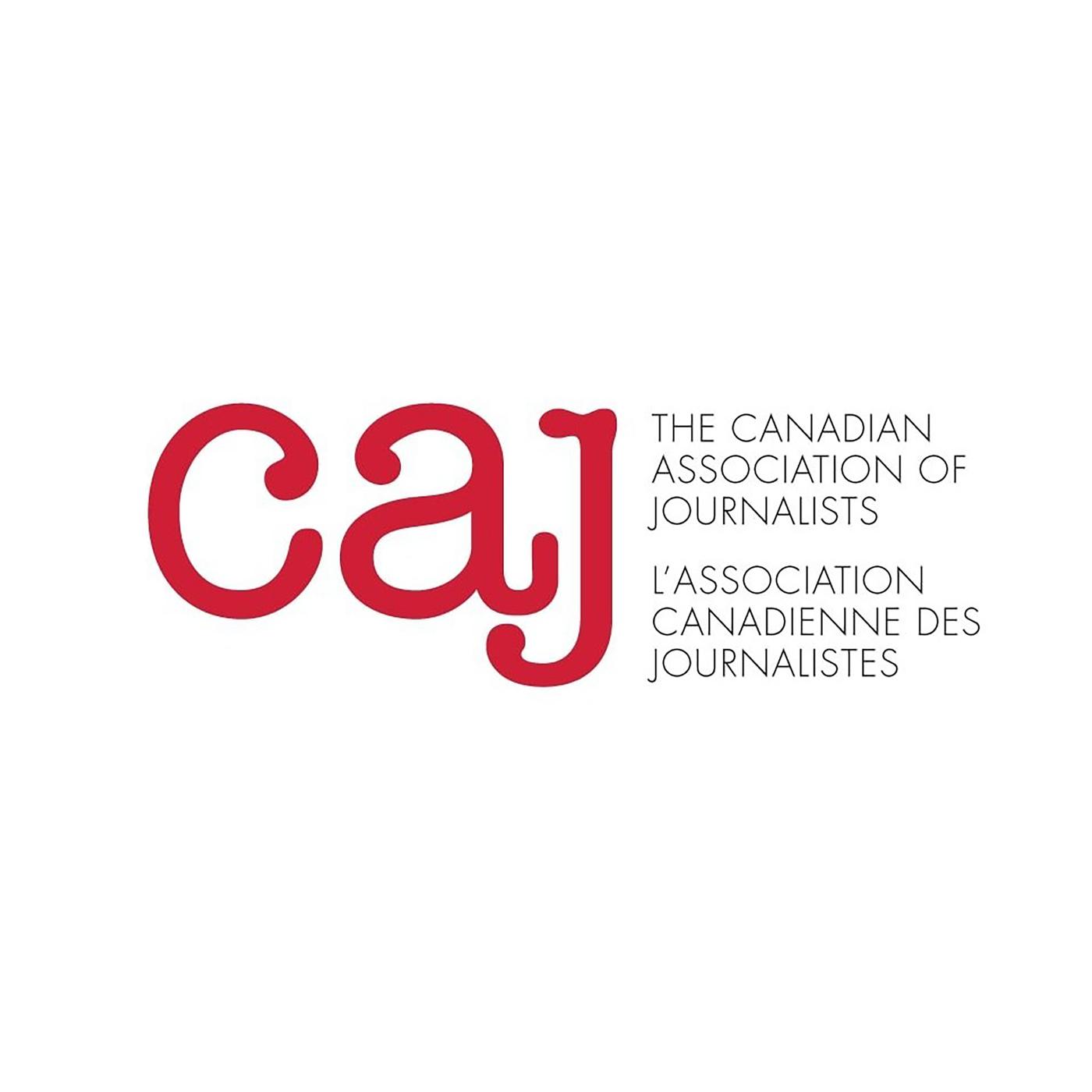 Canadian Association of Journalists (CAJ) President Brent Jolly