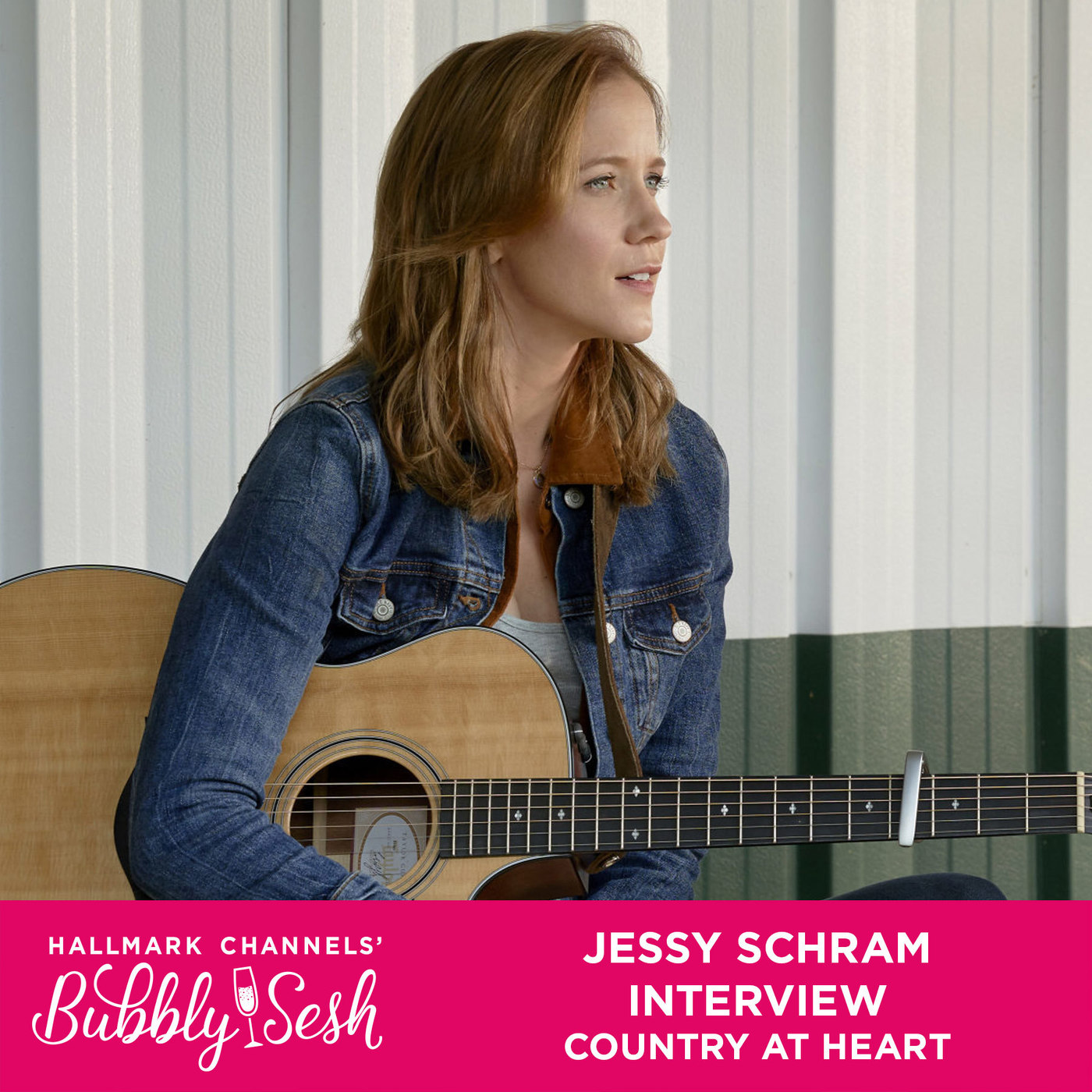 Jessy Schram Interview, Country at Heart
