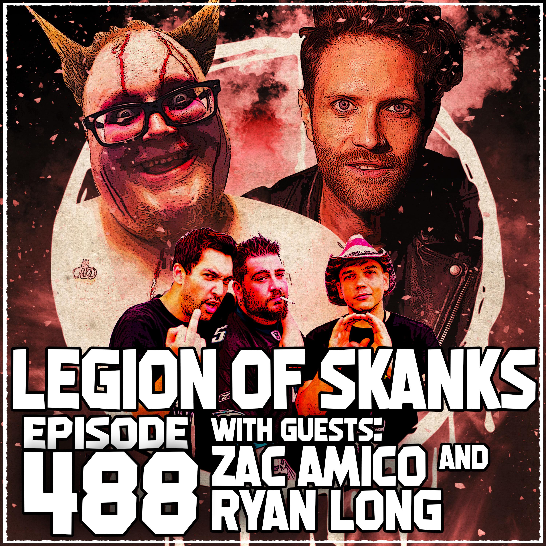 Episode #488 - Honey, I Killed My Wife - Zac Amico & Ryan Long