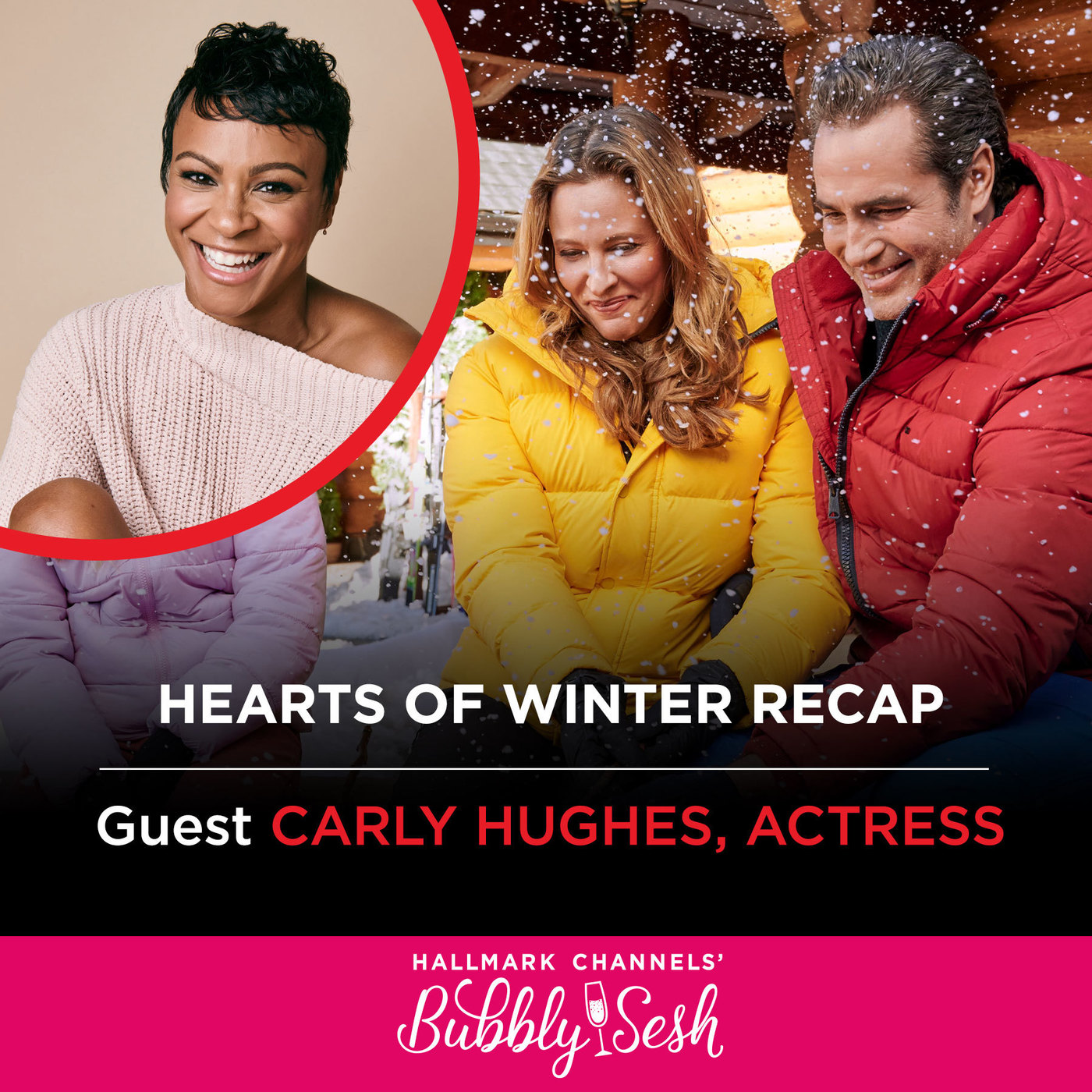 Hearts of Winter Recap with Carly Hughes, Actress