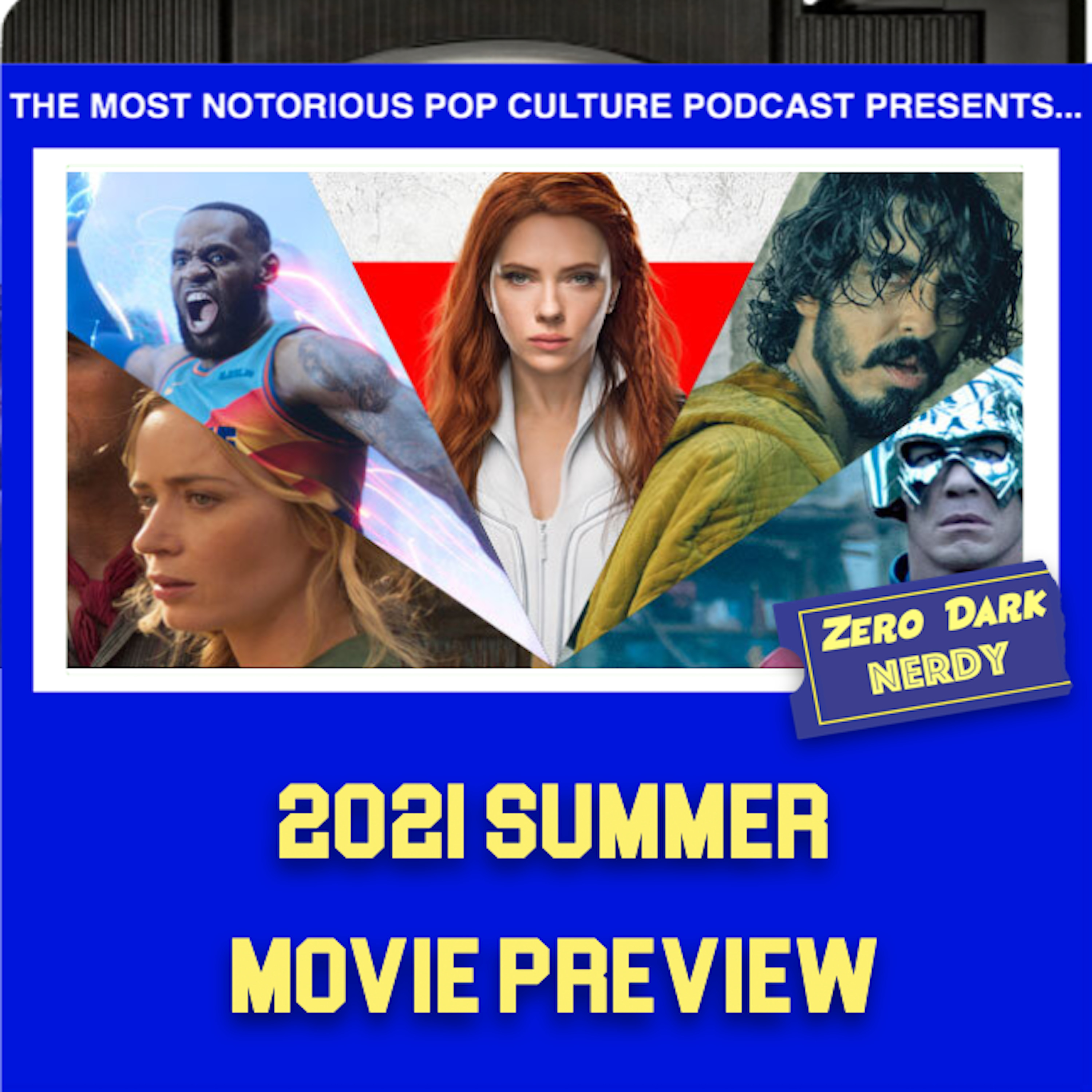 S4E9: 2021 Summer Movie Preview