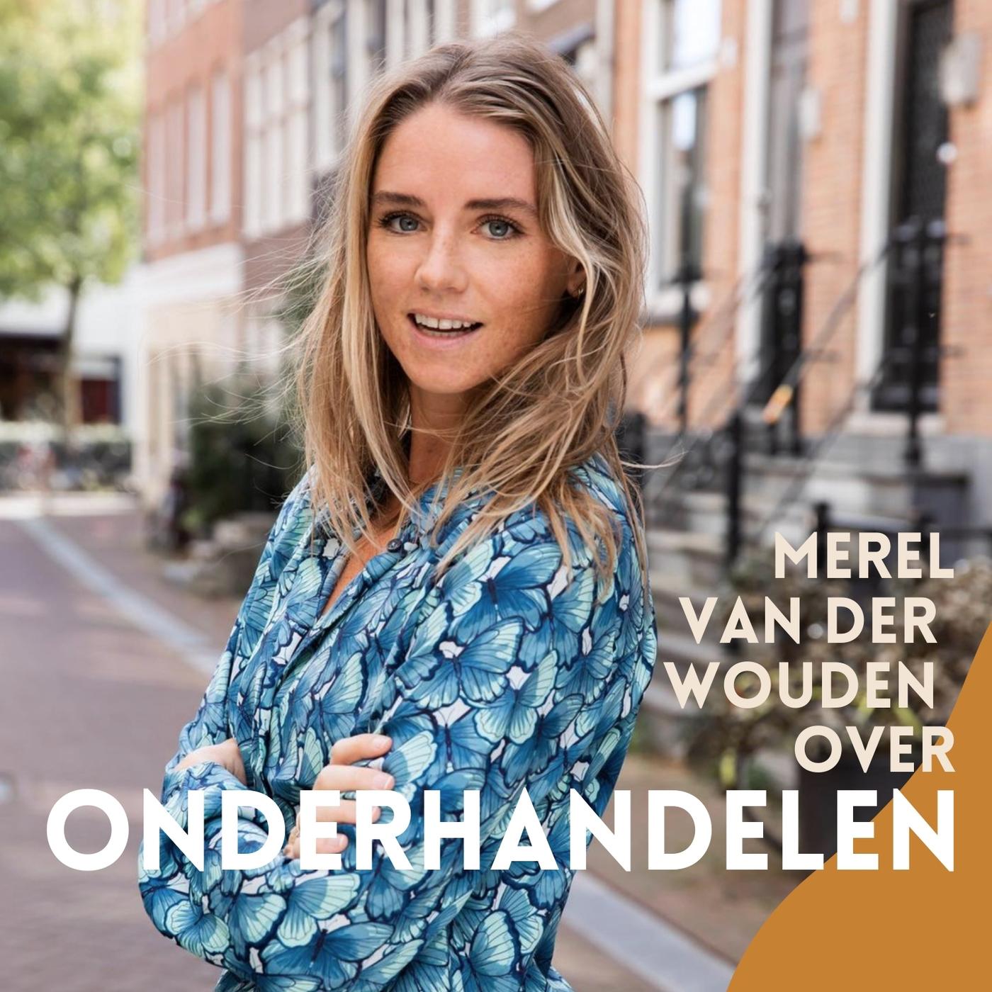 Onderhandel wat je waard bent met onderhandelcoach Merel van der Wouden