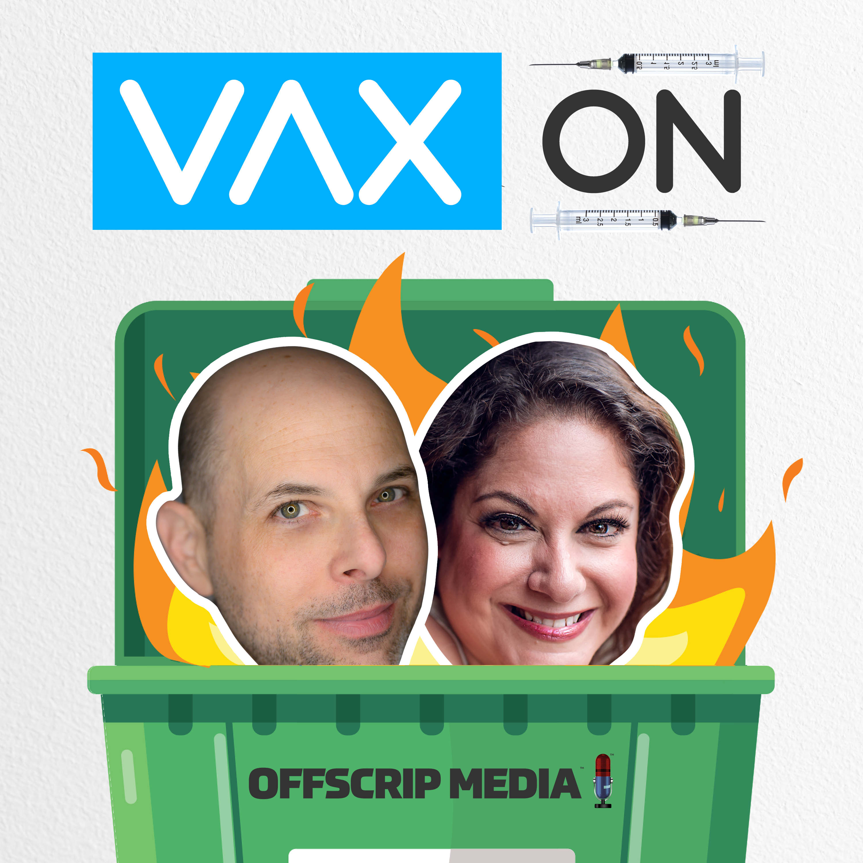 VAX ON: Misinformation, Tourist Enticements, and 'Impending Doom'