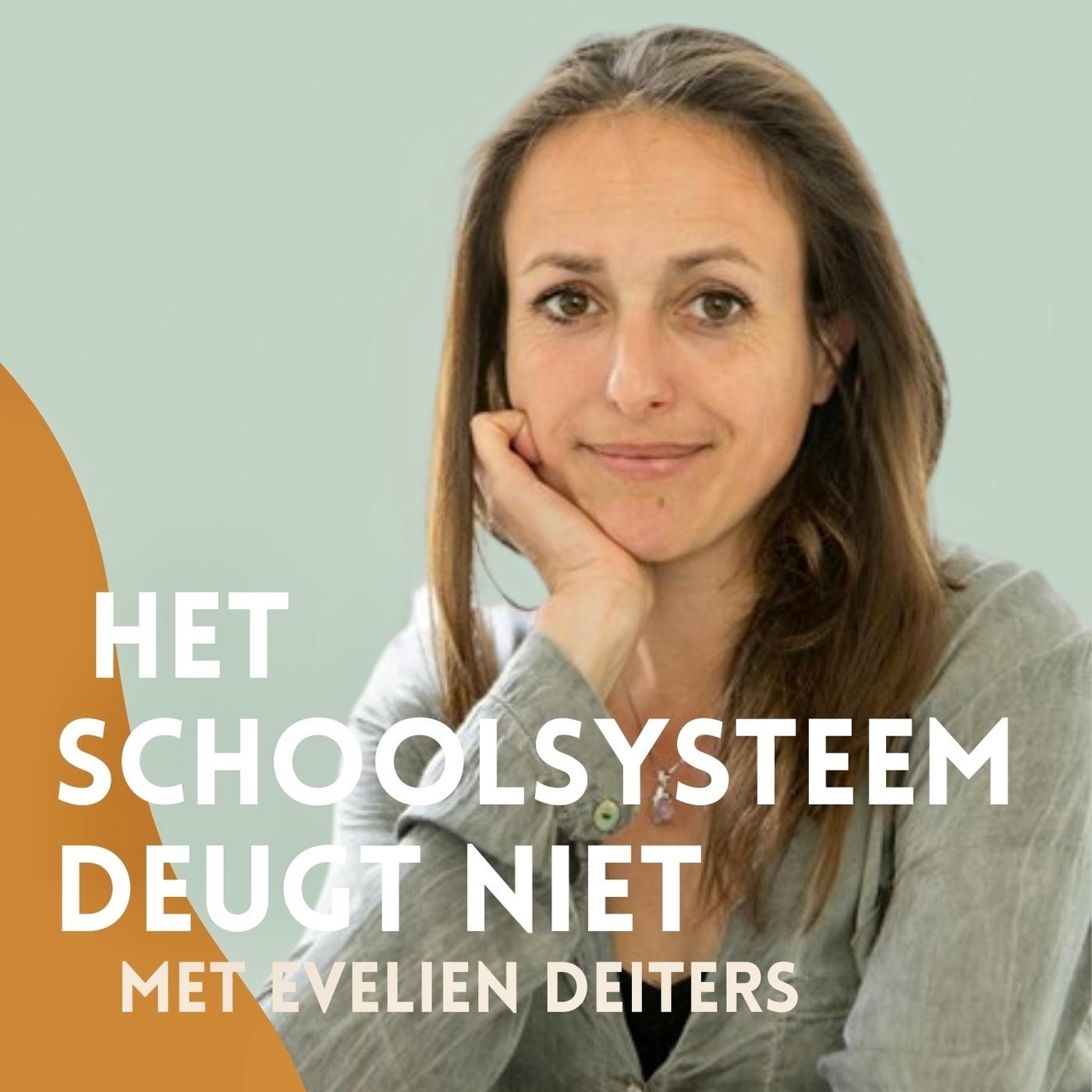 Hoe het huidige schoolsysteem bijdraagt aan depressie en burn-out met jongerenpsycholoog Evelien Deiters