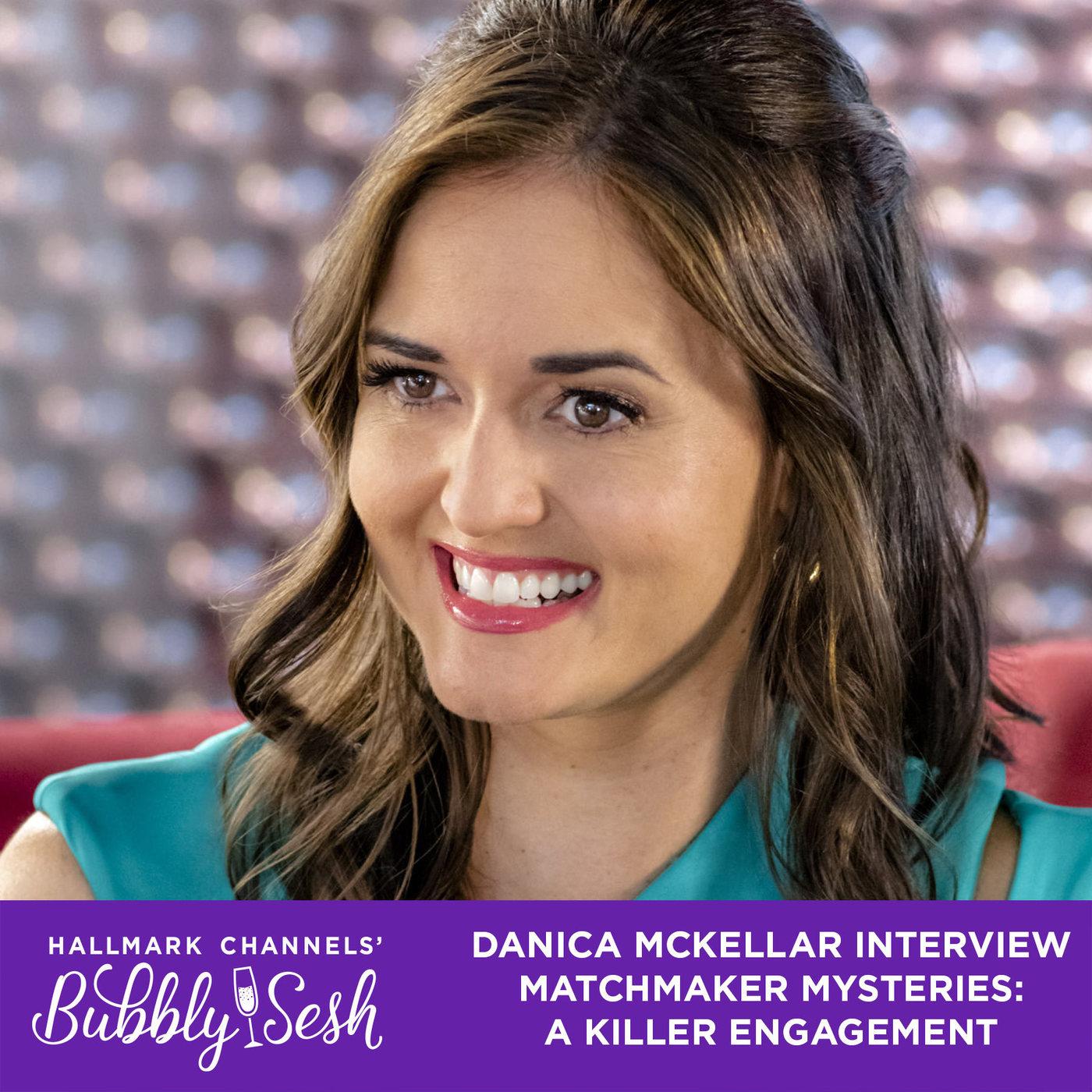 Danica McKellar Interview: Matchmaker Mysteries: A Killer Engagement