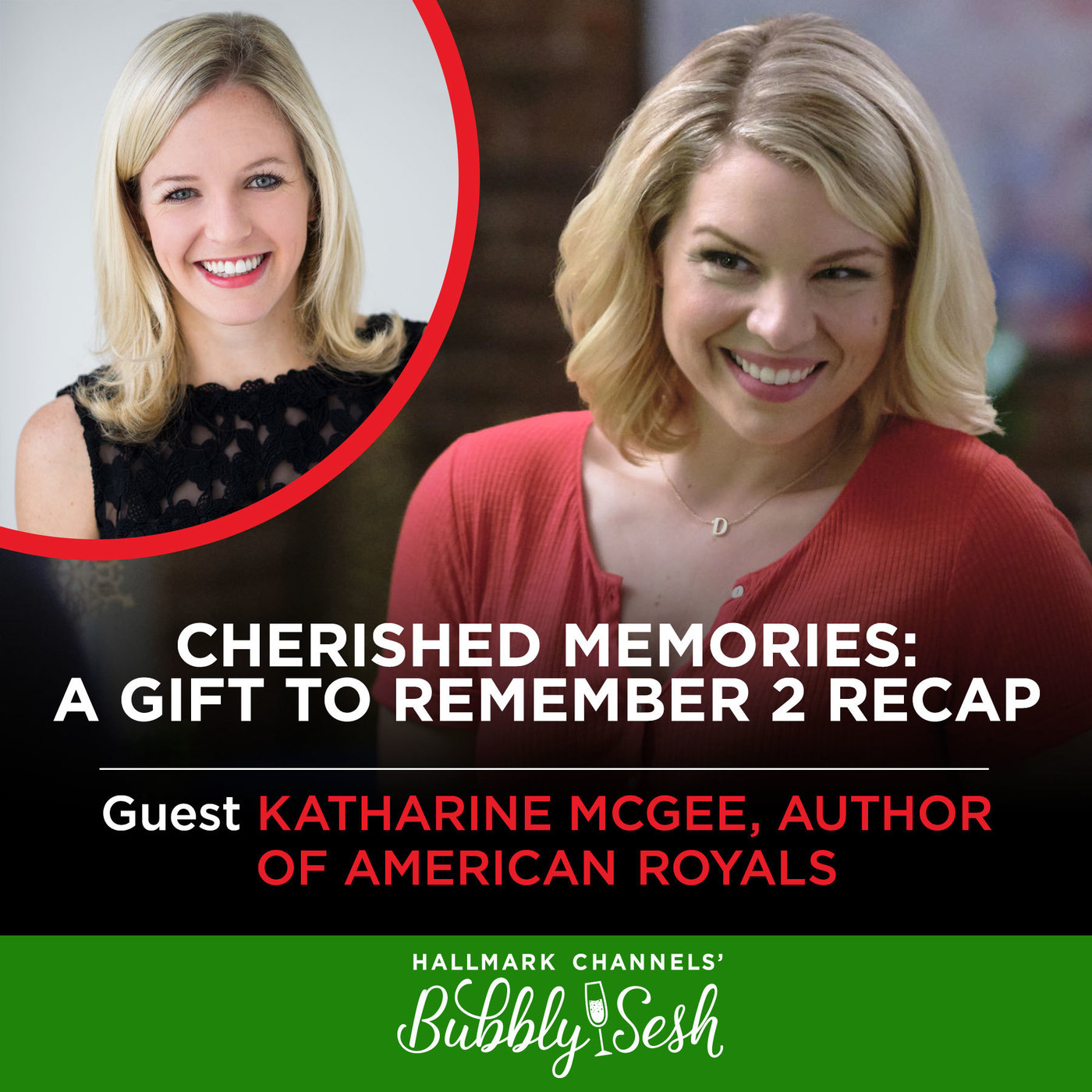 Cherished Memories: A Gift to Remember 2 Recap with Katharine McGee