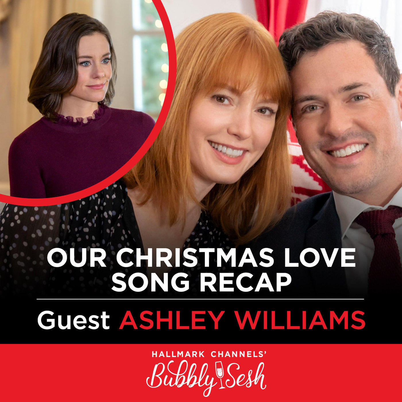 Our Christmas Love Song Recap with Ashley Williams