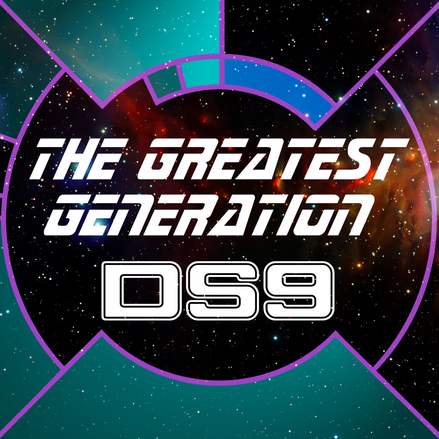The Greatest Generation: A Star Trek podcast by two guys who are a little bit embarrassed to have a Star Trek podcast