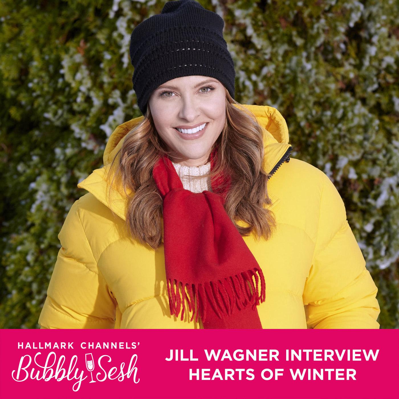 Jill Wagner Interview, Hearts of Winter