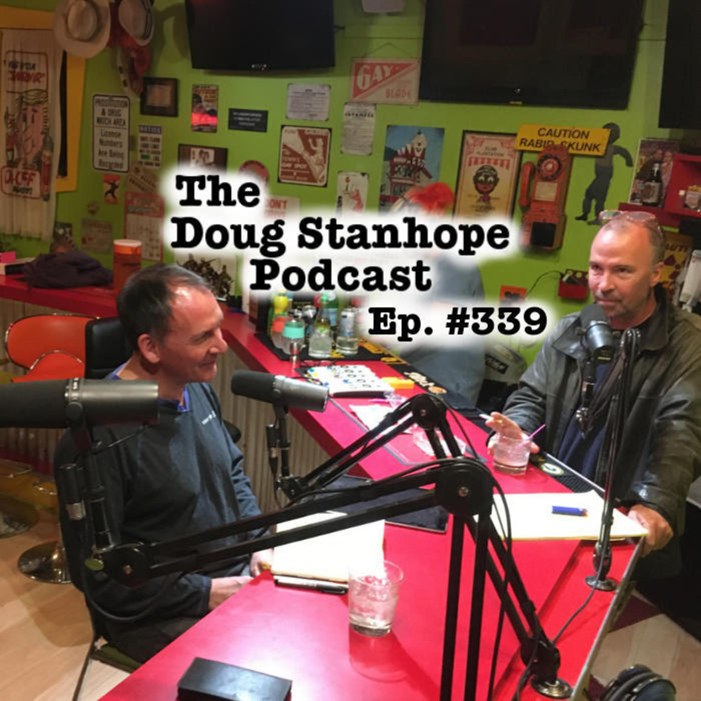 Ep.#339: Stanhope Ghosts the Haunted House