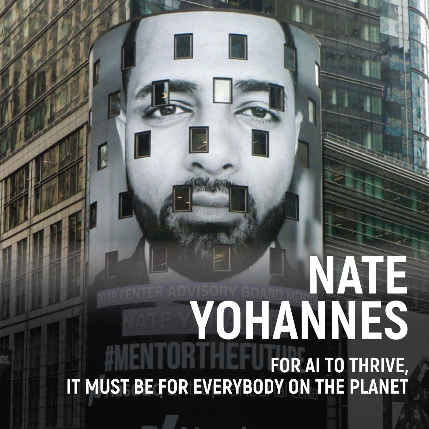 Nate Yohannes - The AI Revolution Is Here