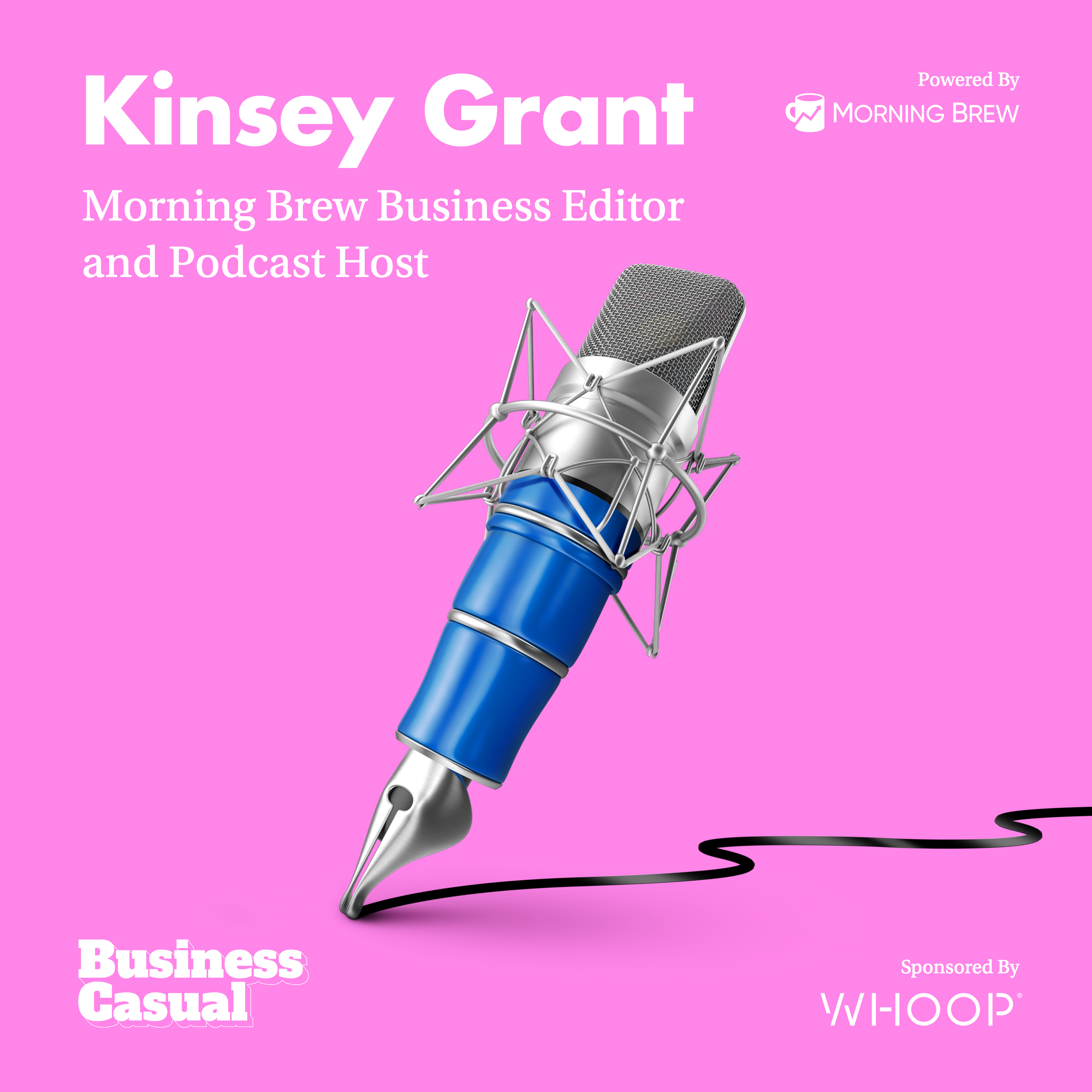 How to Build a Podcast: Kinsey Grant on Asking the Big Questions