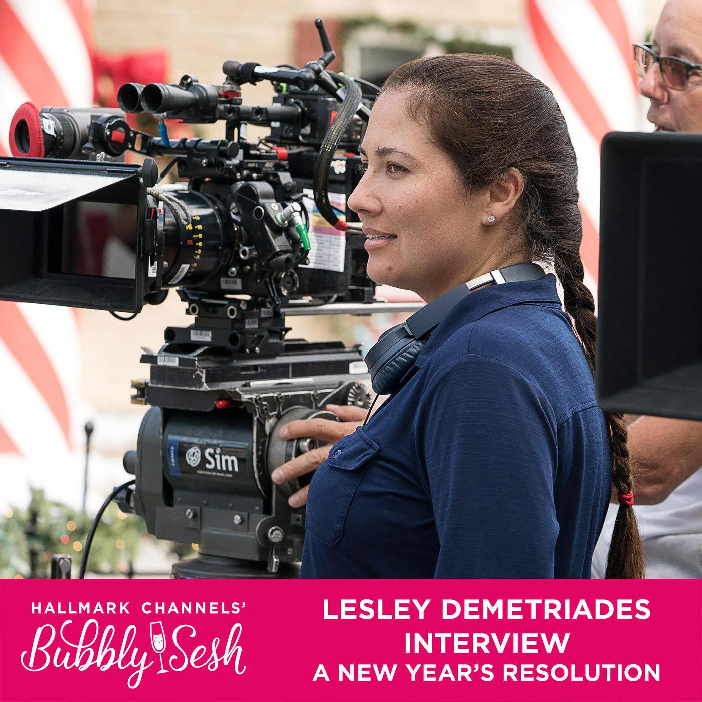 Lesley Demetriades Interview