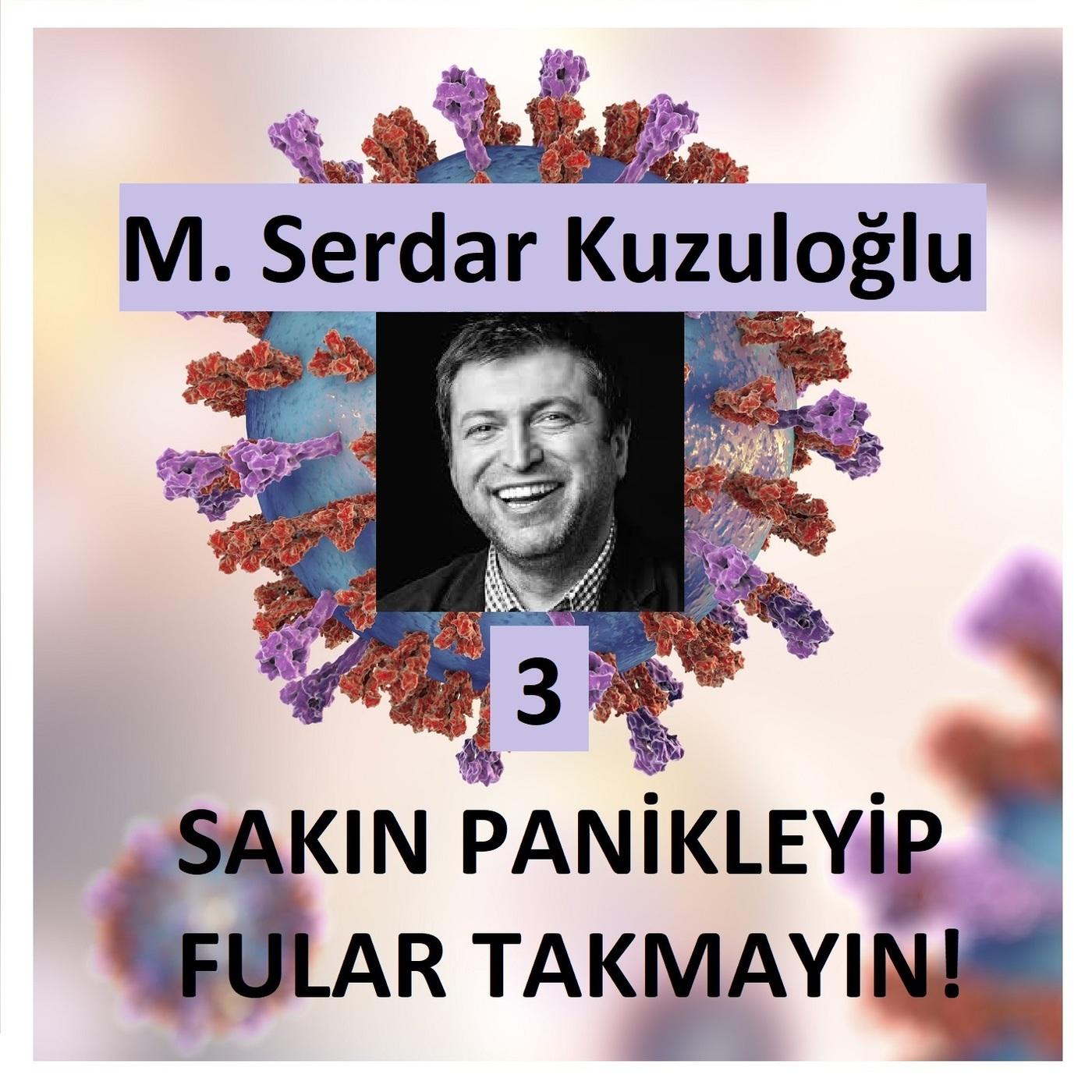 Pandemi 3: Serdar Kuzuloglu ile Toplum Felsefesi (1/2)