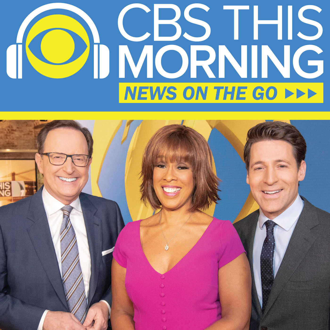 Cbs This Morning News On The Go